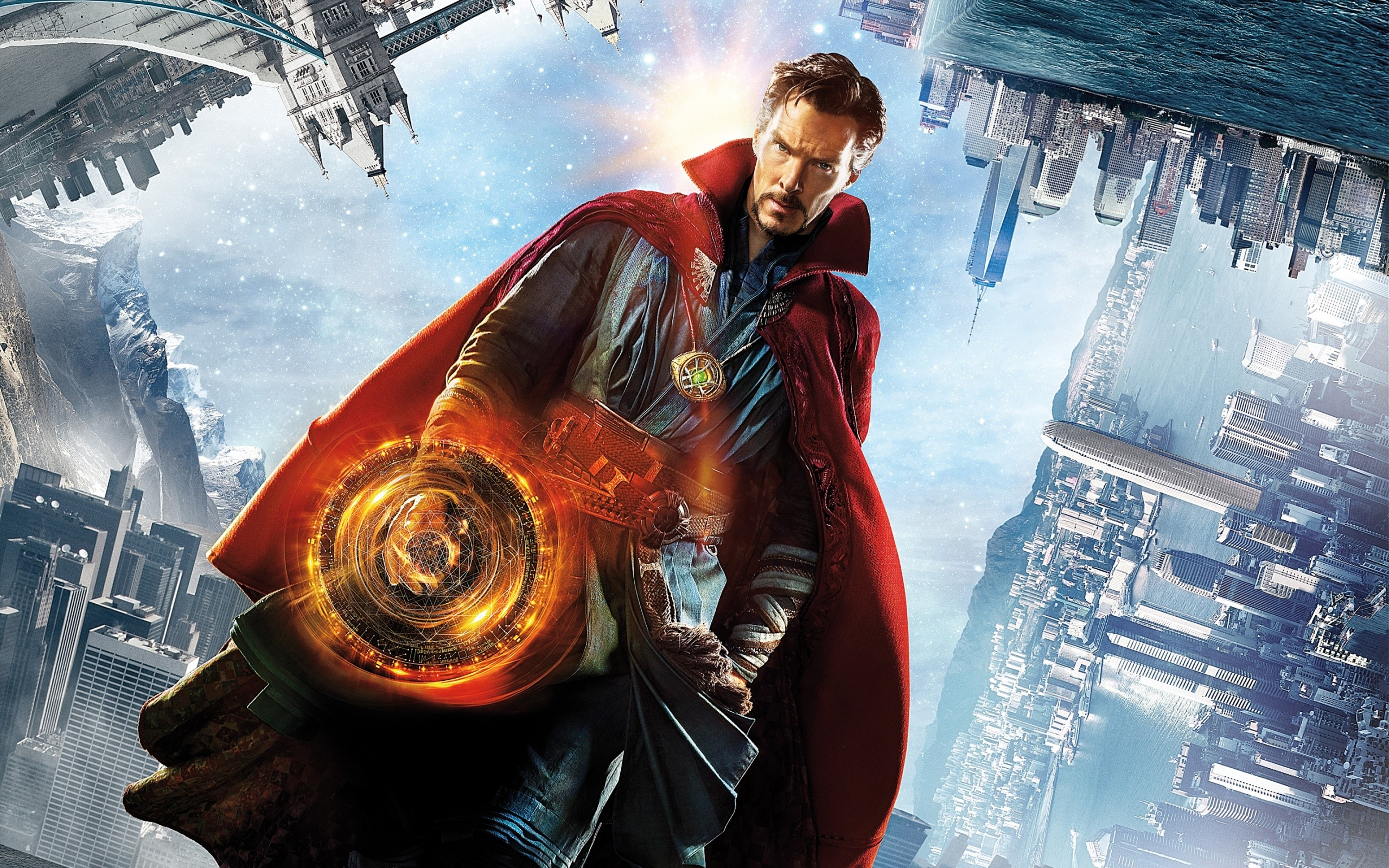 Wallpaper Benedict Cumberatch as Doctor Strange