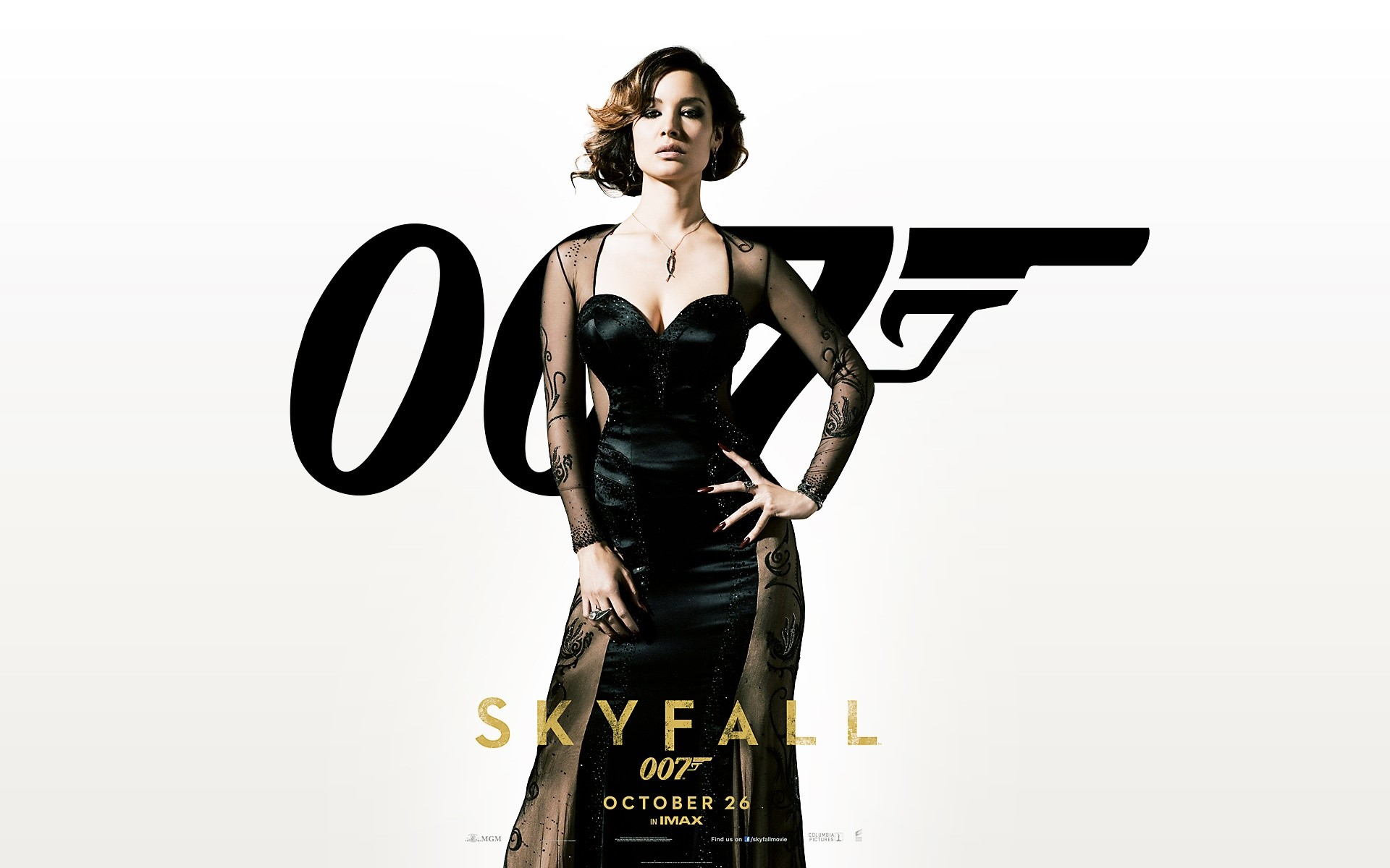 Wallpaper Berenice Marlohe in Skyfall
