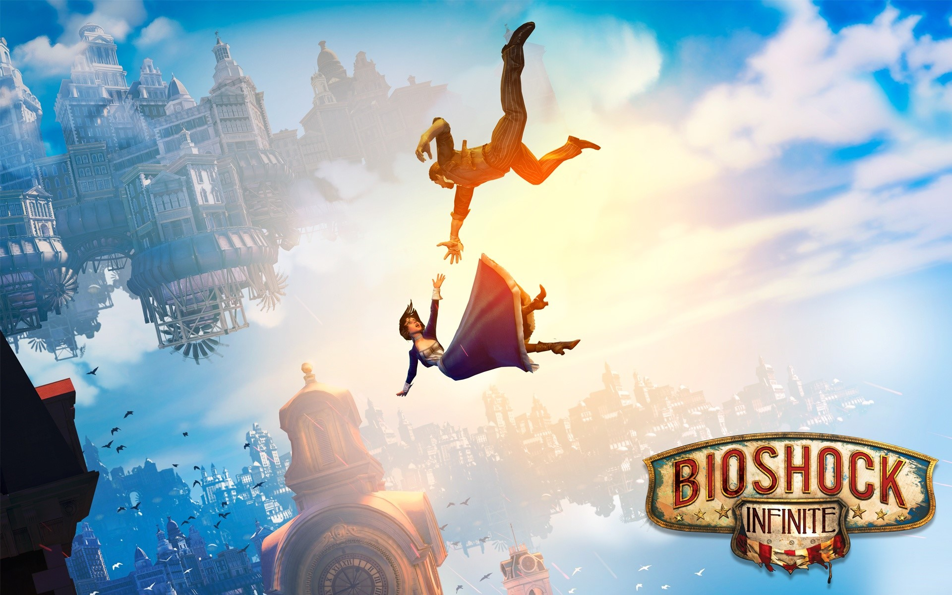 Wallpaper Bioshock Infinite Images