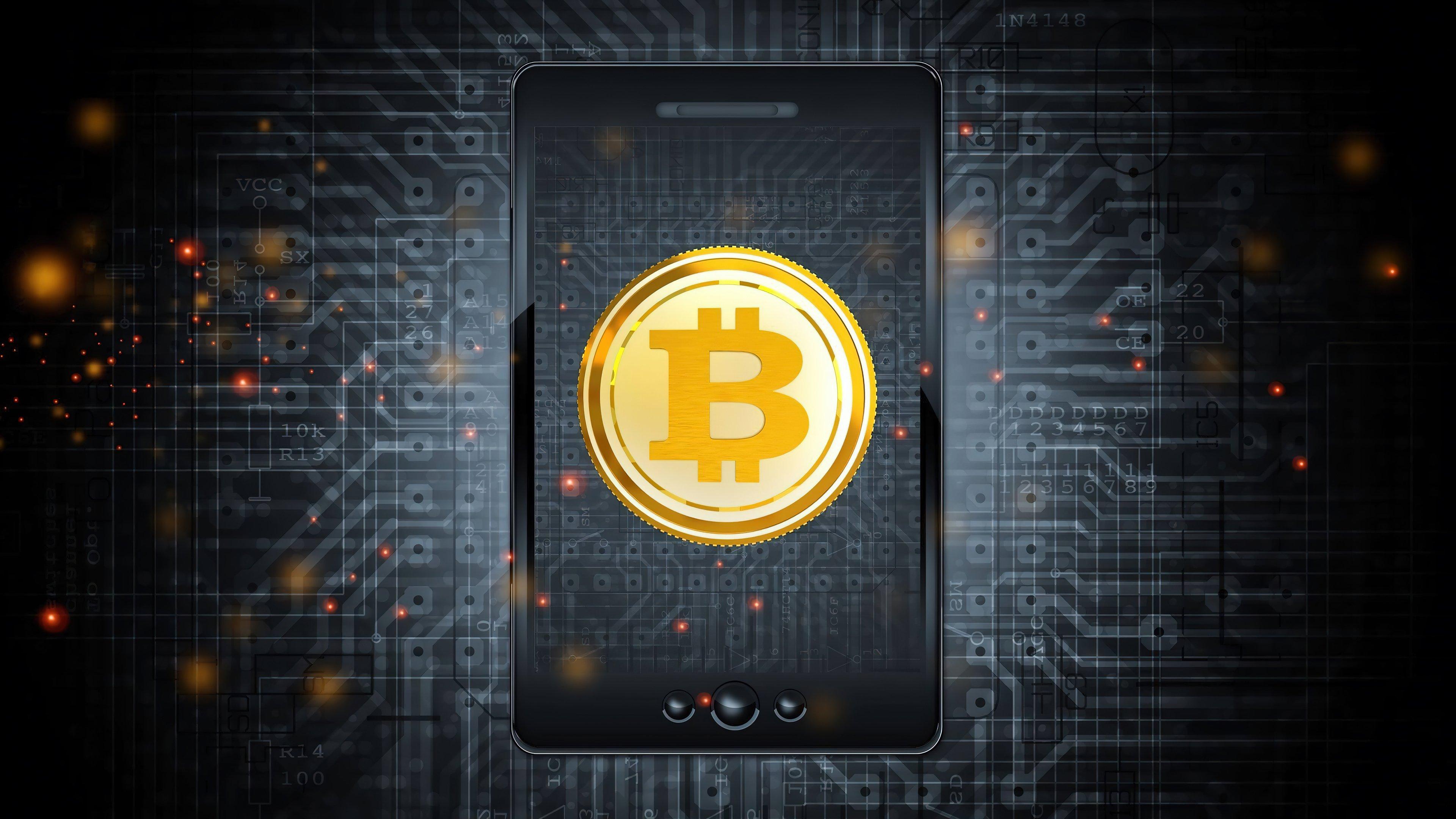 Fondos de pantalla Bitcoin