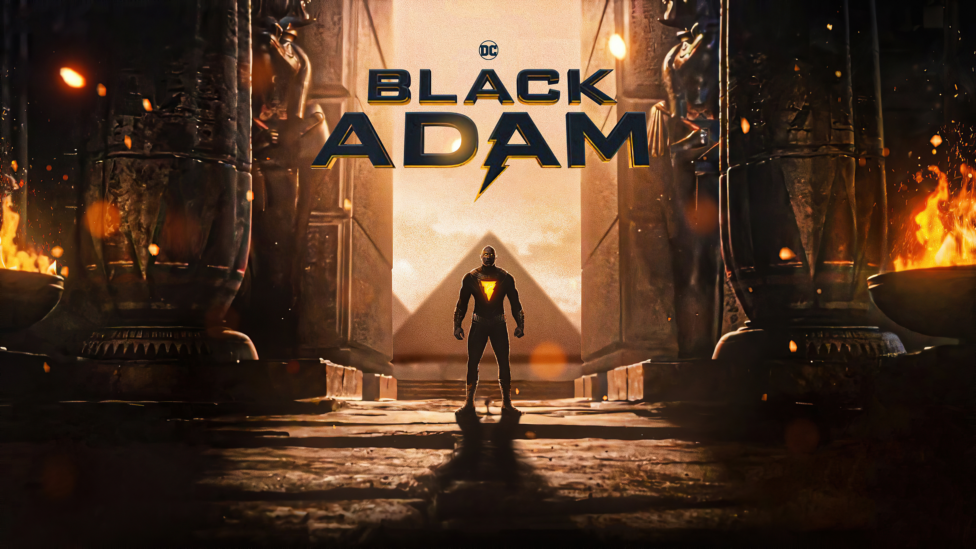 Fondos de pantalla Black Adam 2021 Poster
