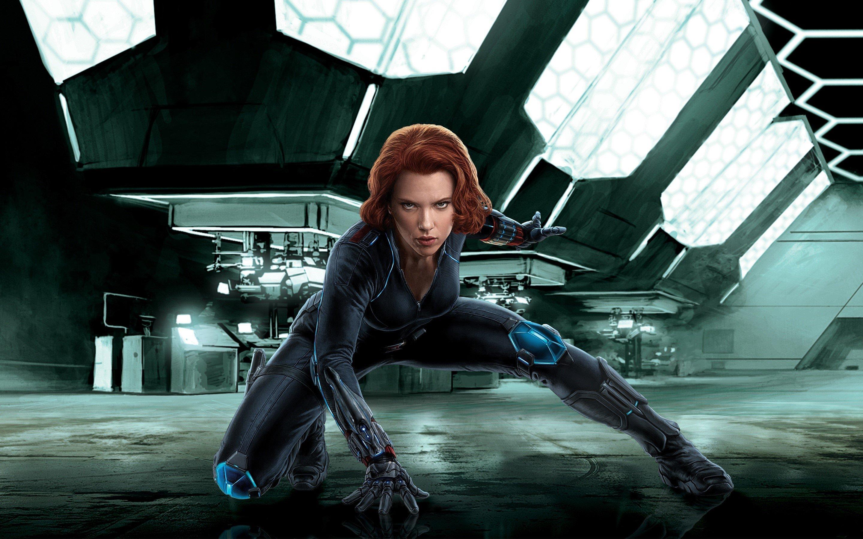Fondo de pantalla de Black Widow Imágenes