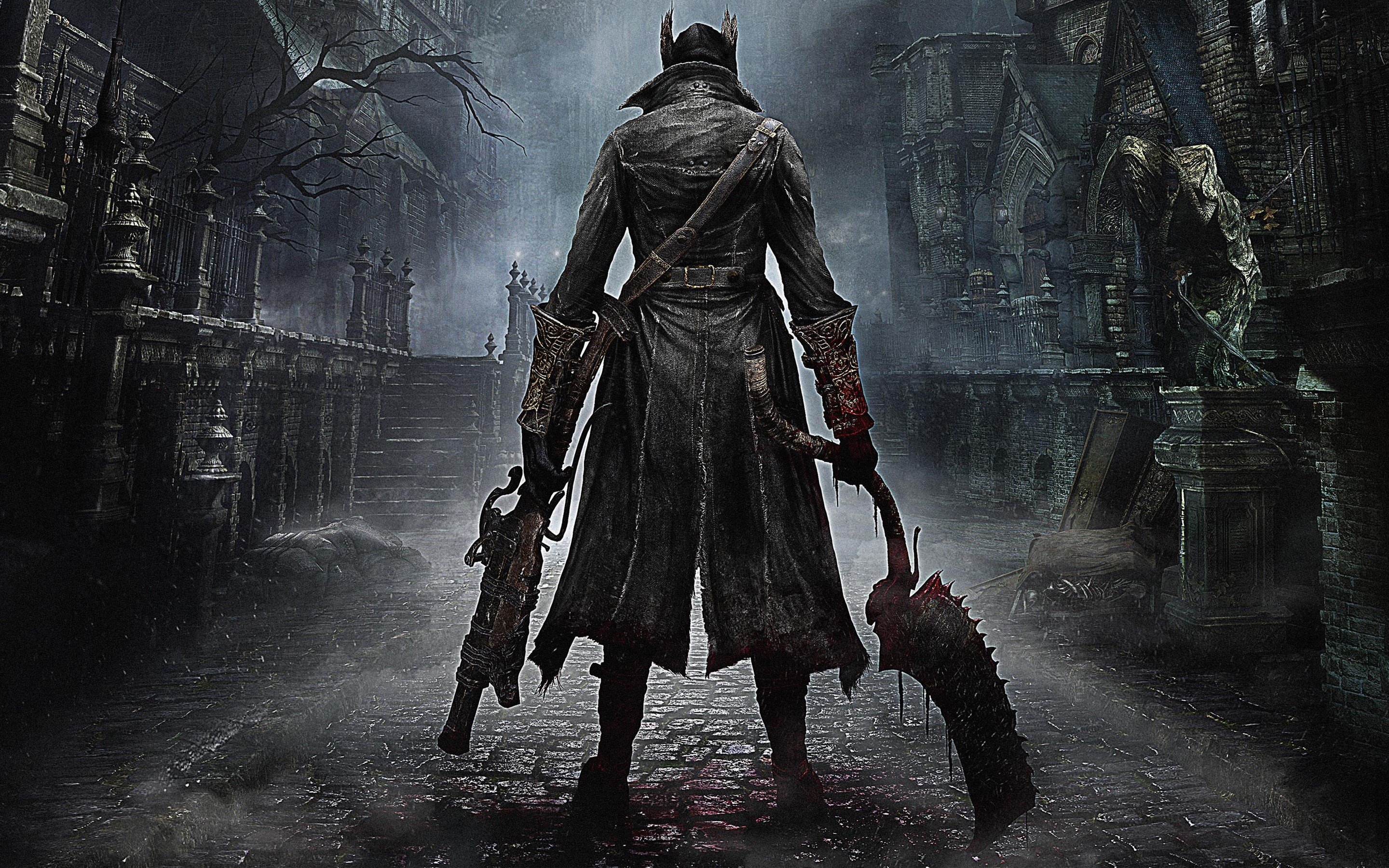 Wallpaper Bloodborne
