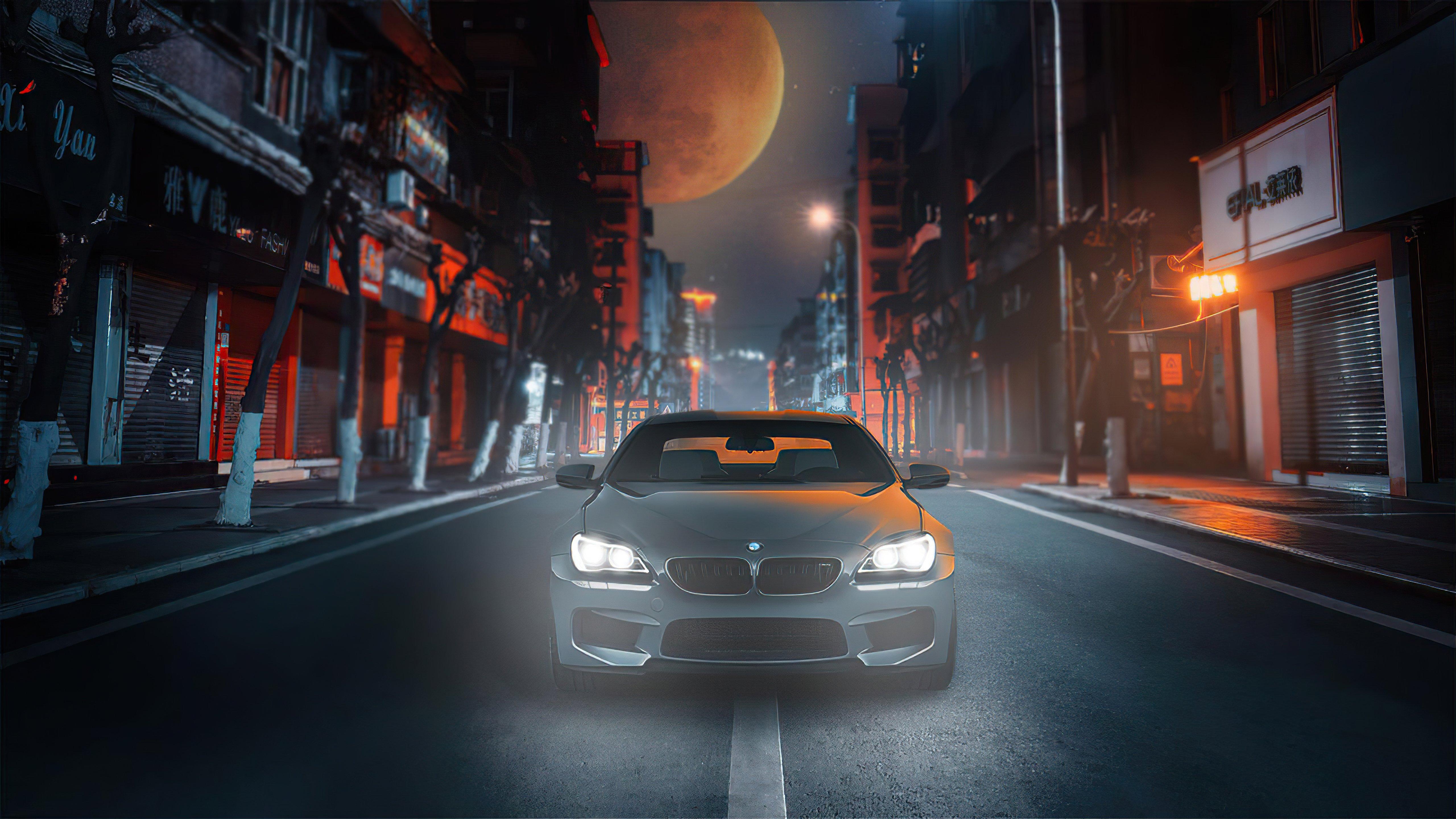Fondos de pantalla BMW Arte Digital