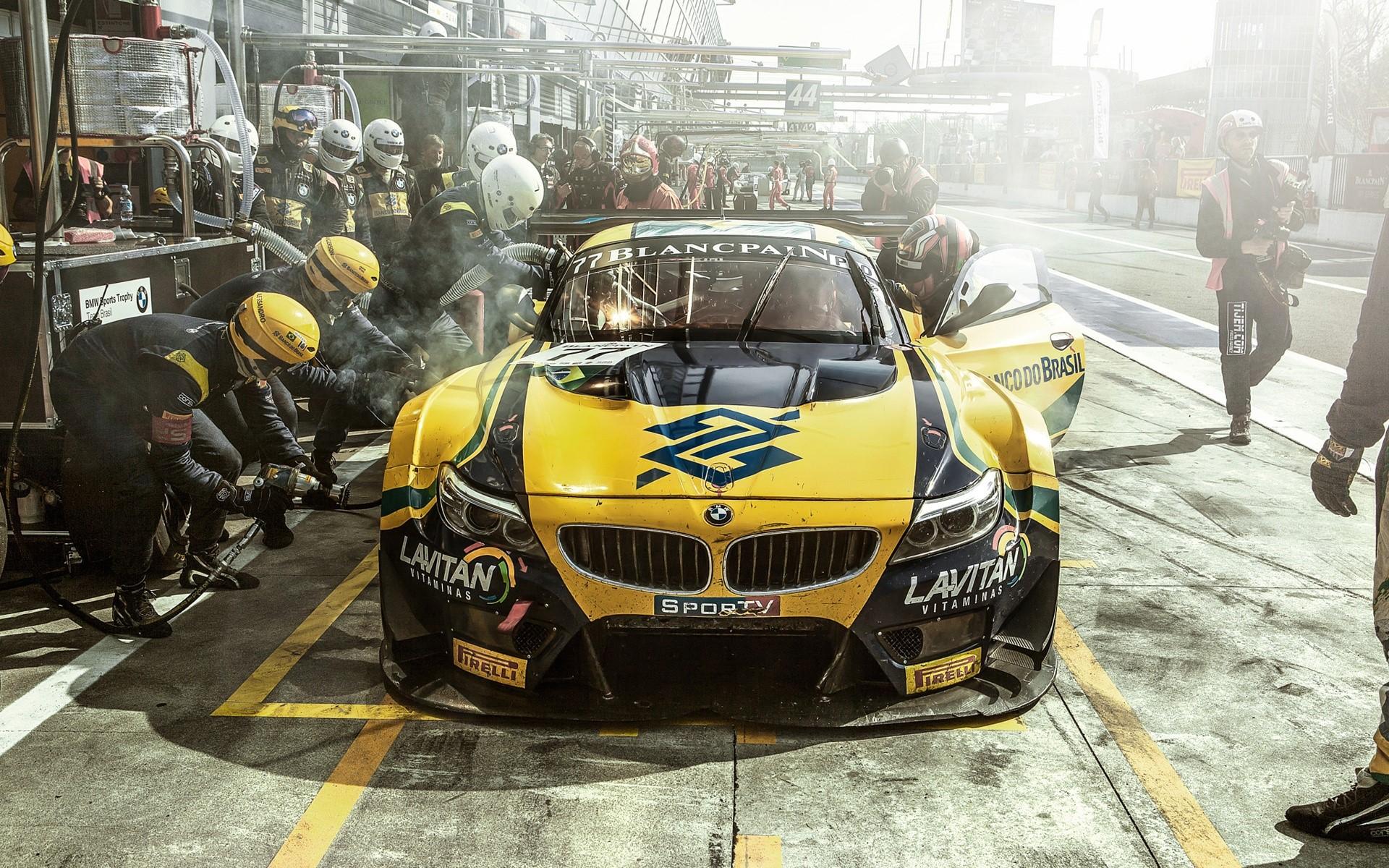 Fondo de pantalla de BMW equipo brasil en Gran turismo Imágenes