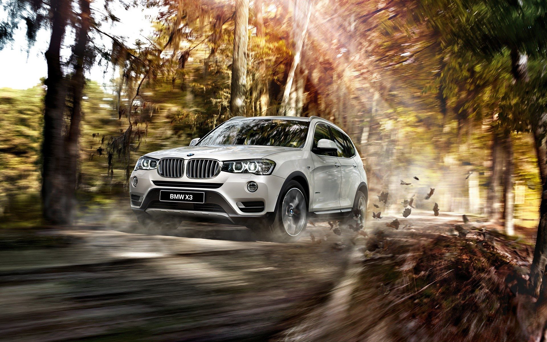 Fondo de pantalla de BMW X3 F25 Imágenes