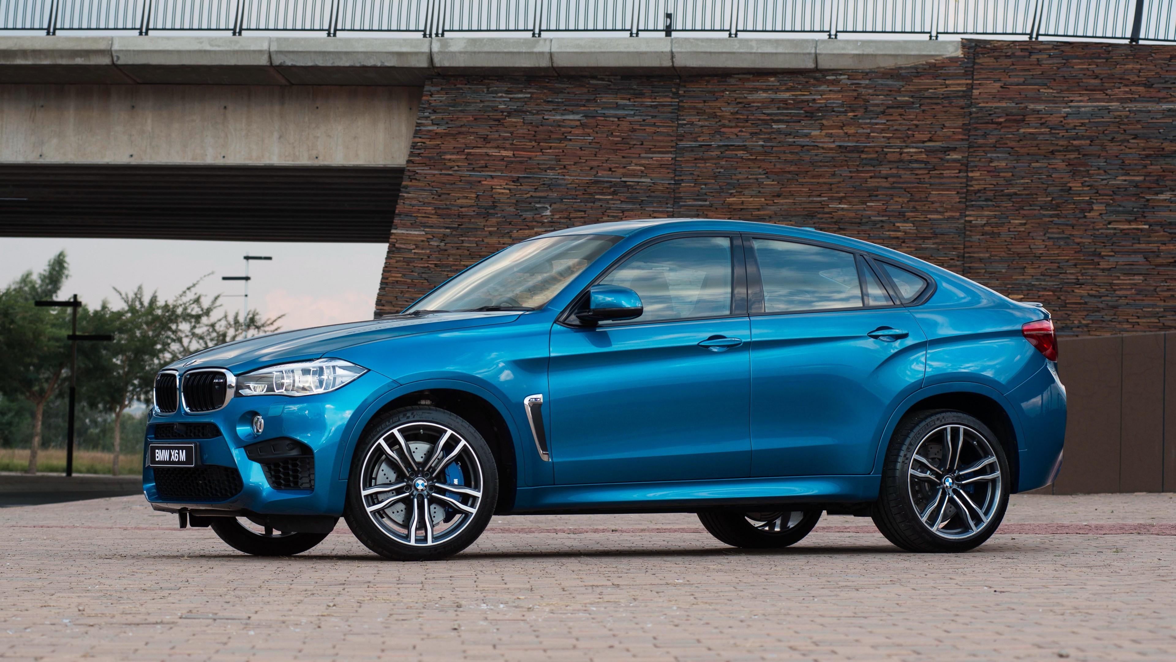 Fondos de pantalla BMW X6 M ZA SPEC F16