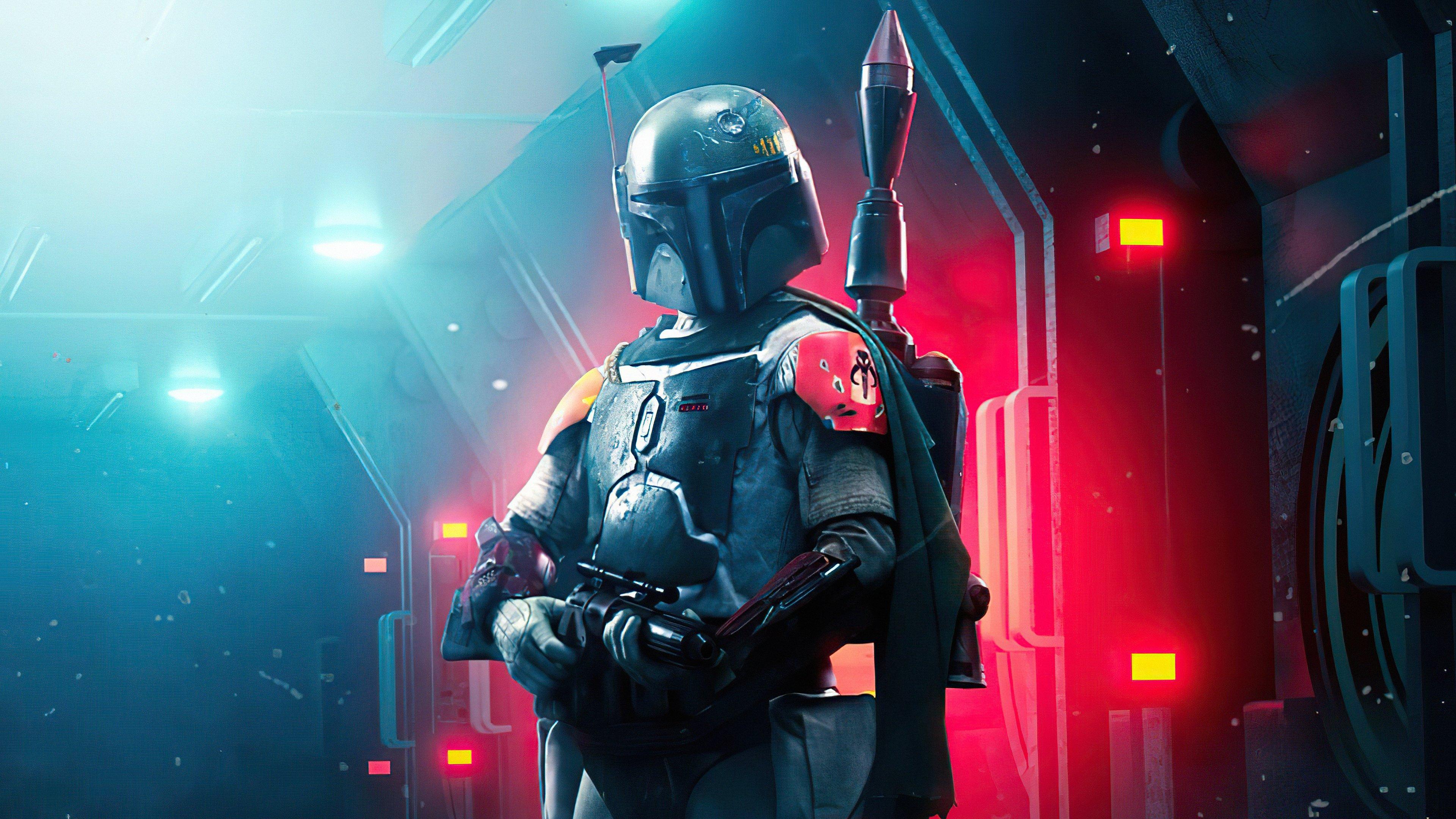 Fondos de pantalla Boba Fett Star Wars