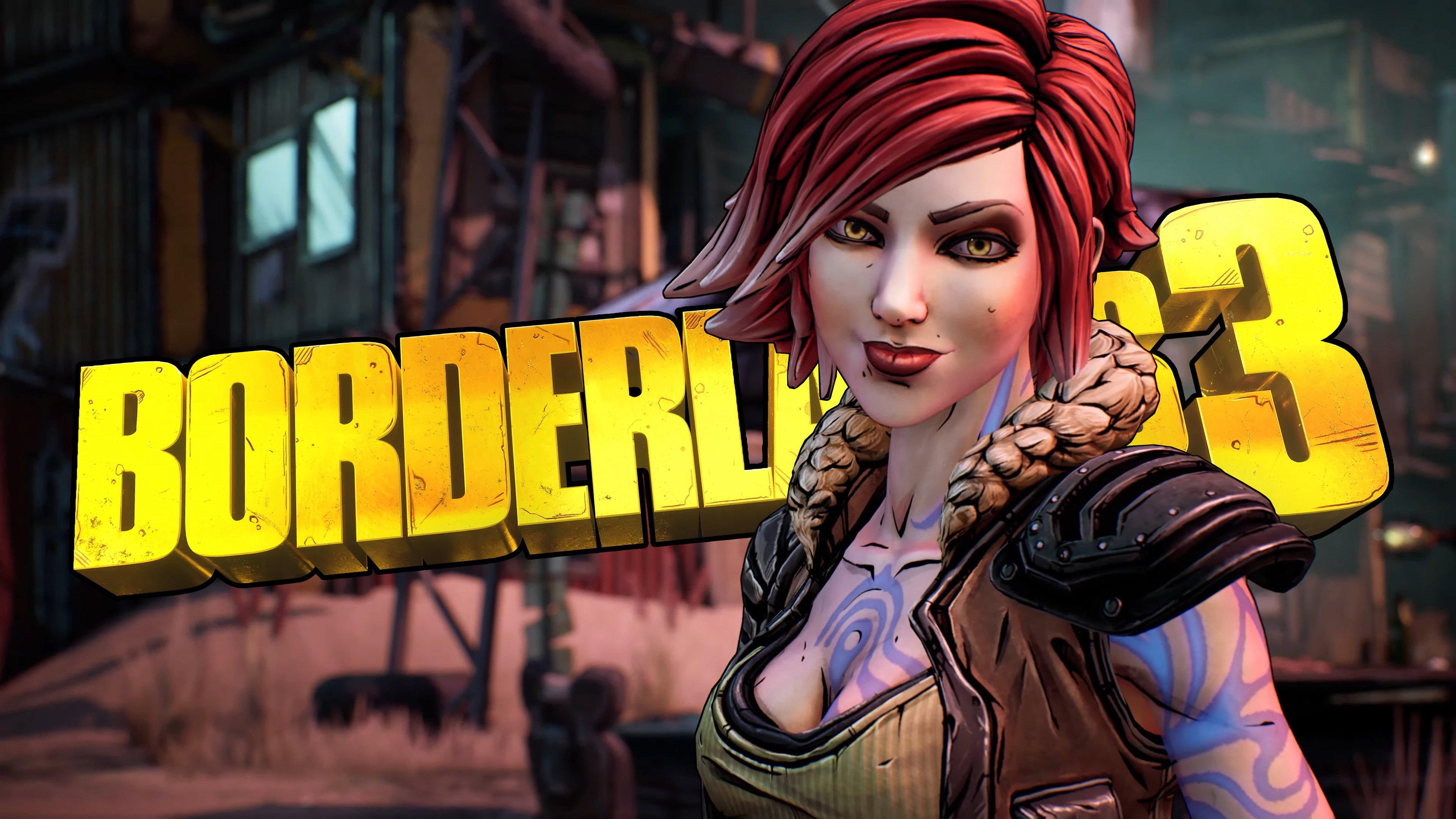 Fondos de pantalla Borderlands 3