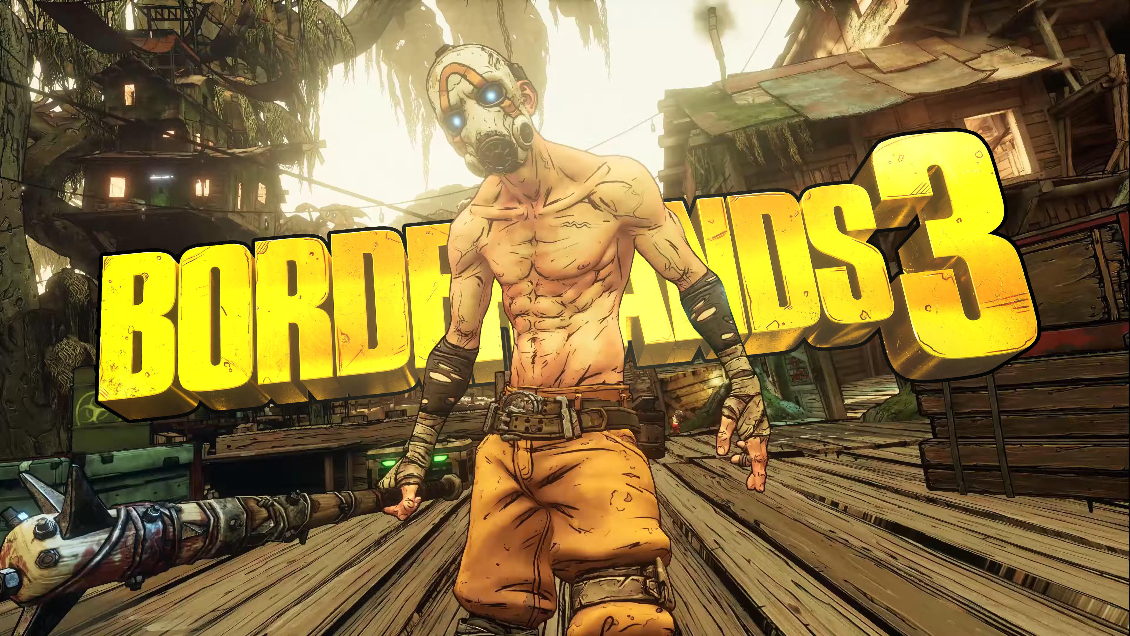 Borderlands 3 Wallpaper 4k Ultra Hd Id 3086