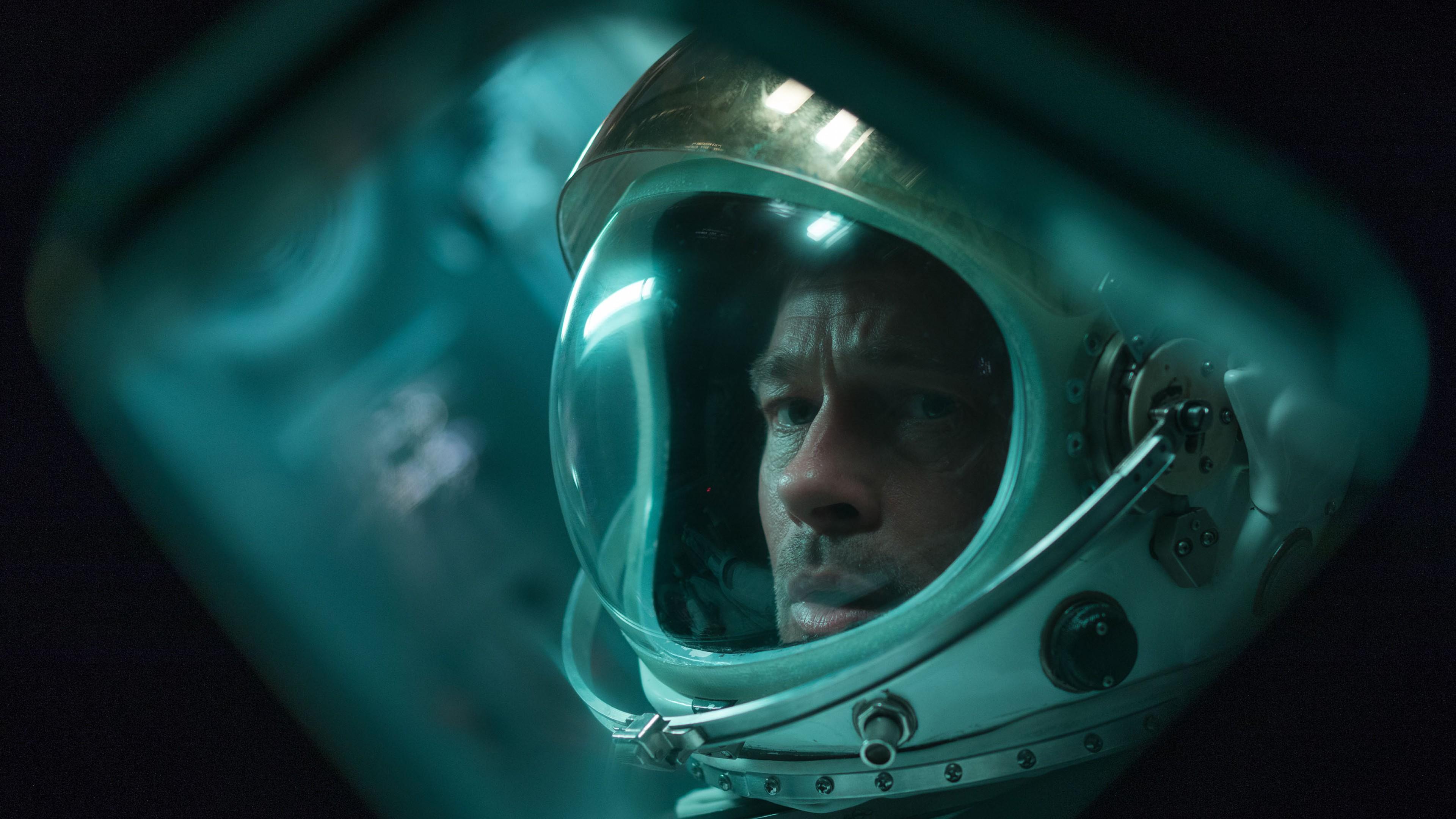 Fondos de pantalla Brad Pitt en Ad astra: Hacia las estrellas