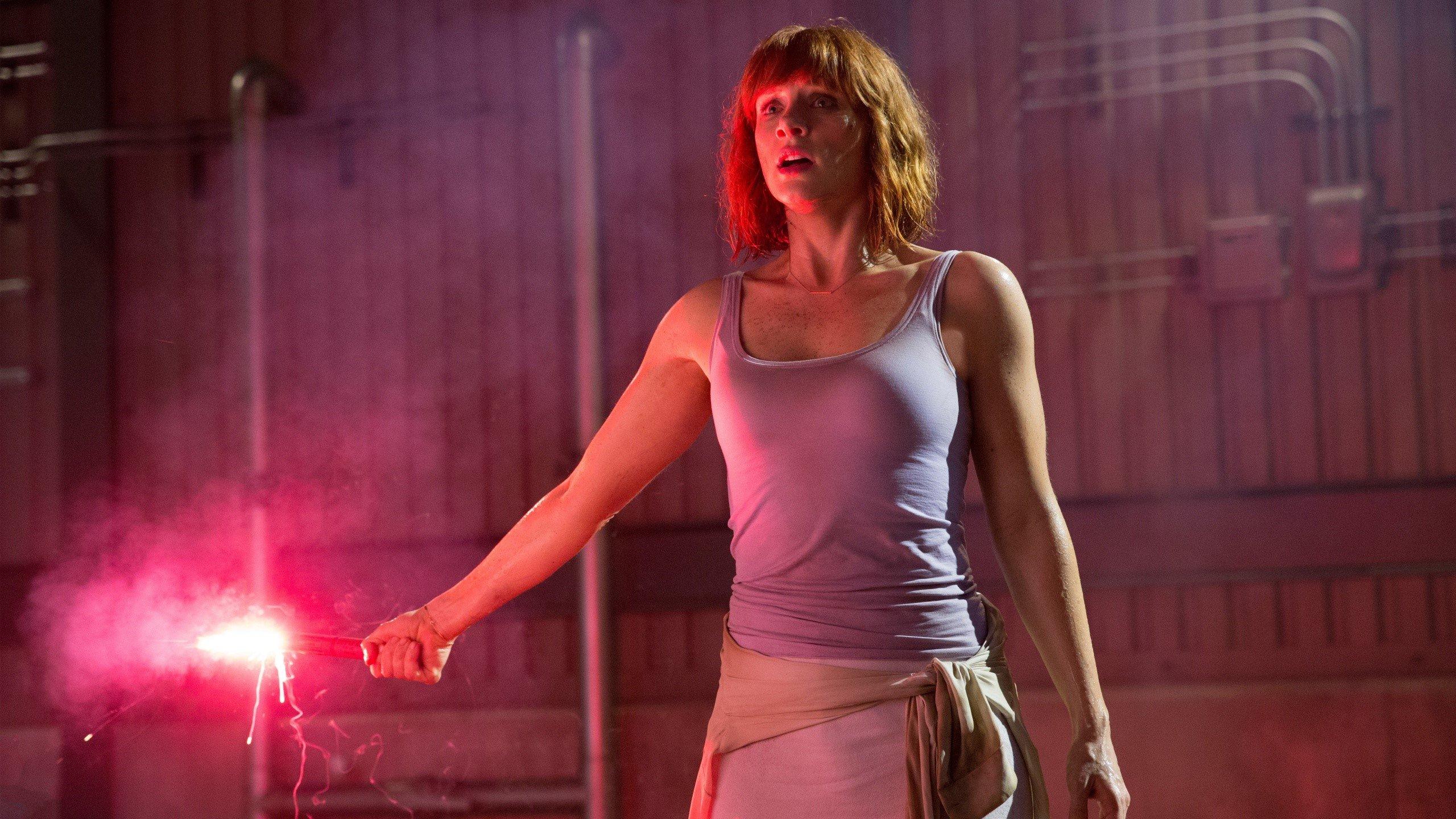 Fondo de pantalla de Bryce Dallas Howard como Claire Dearing en Jurassic World Imágenes