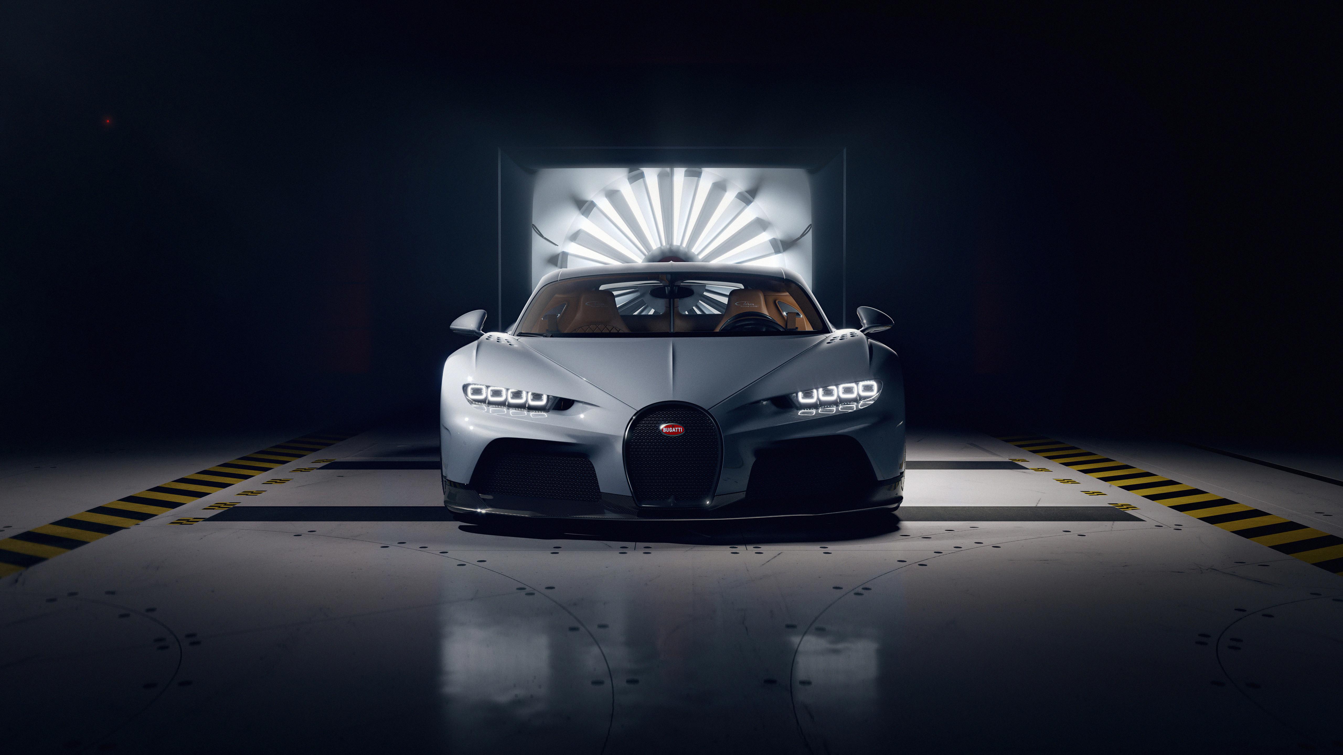 Wallpaper Bugatti Chiron Super Sport