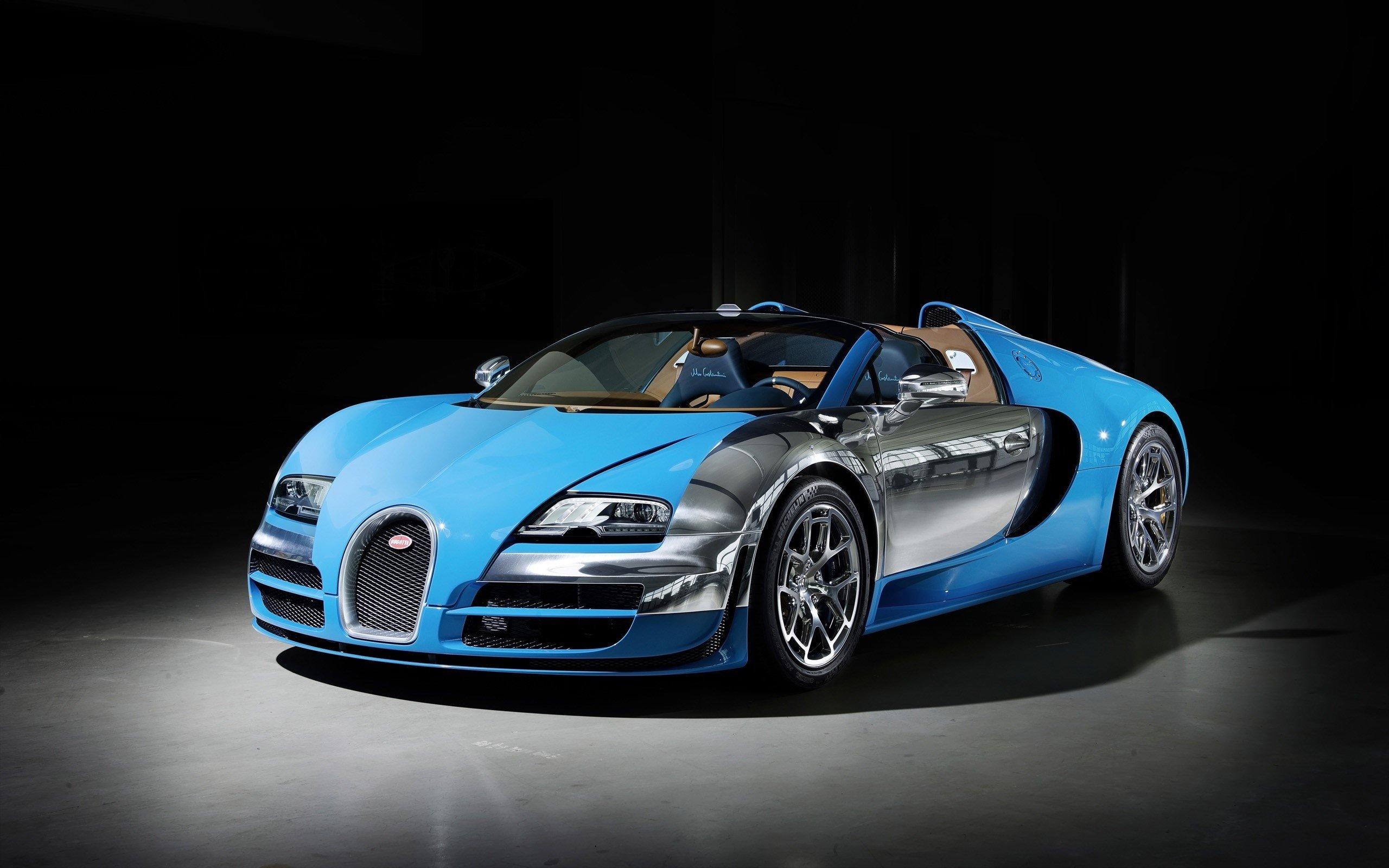 Wallpaper Bugatti Veyron Grand Sport Vitesse