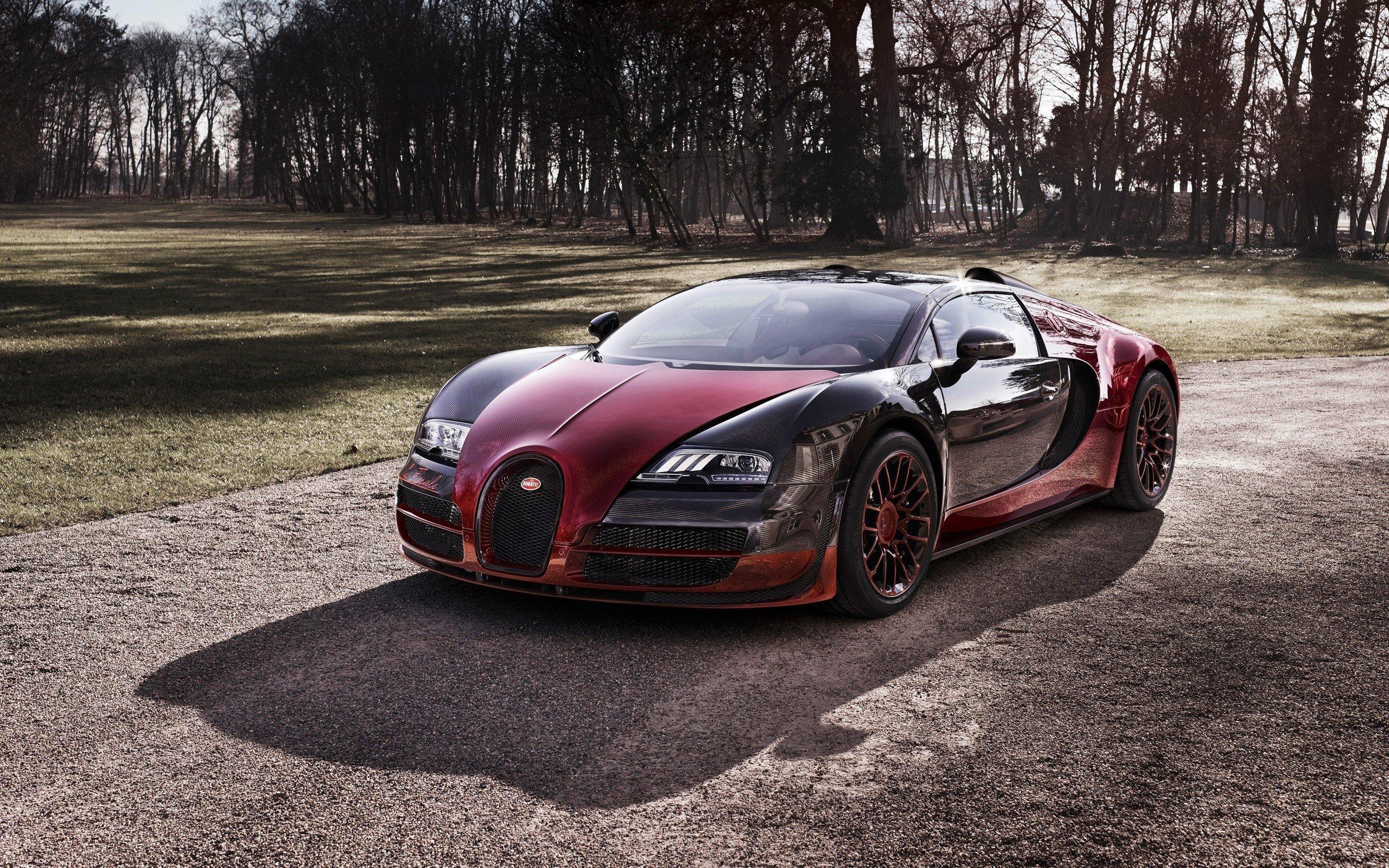 Wallpaper Bugatti veyron grand sport vitesse la finale