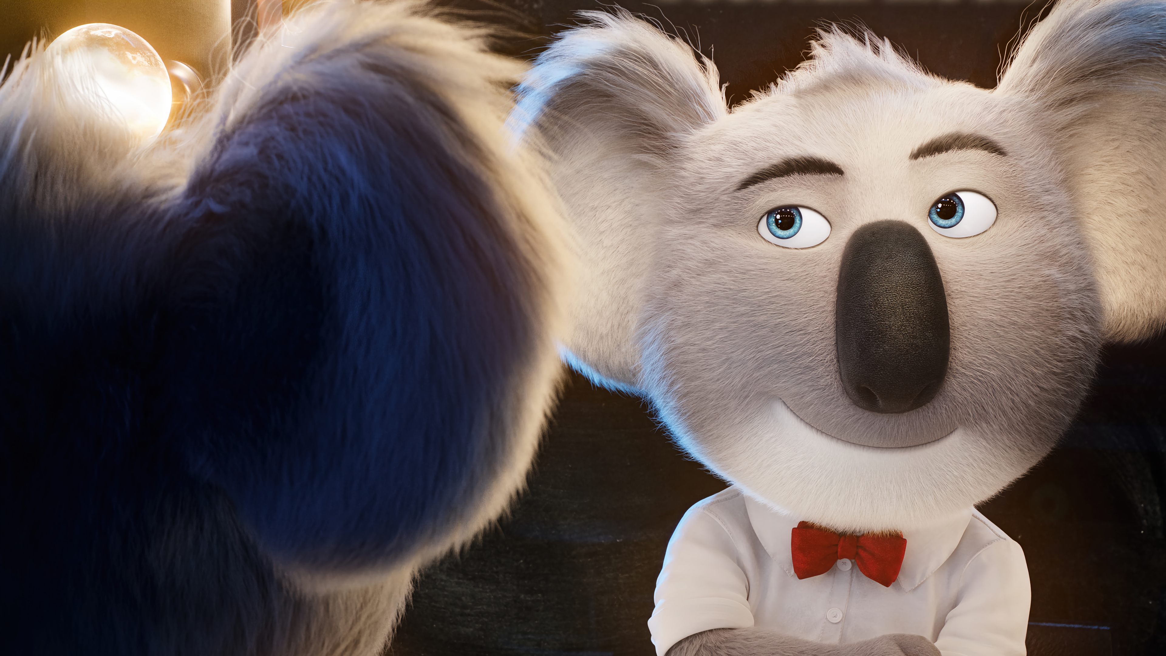 Wallpaper Buster from Sing 2