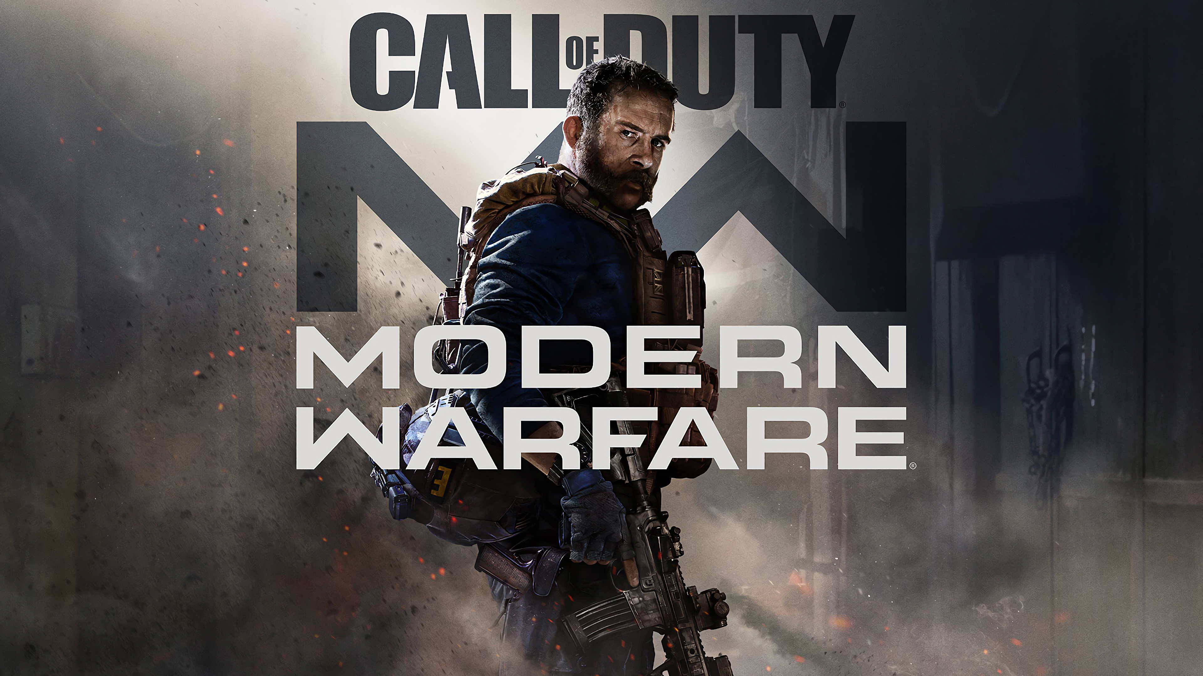 Call Duty Modern Warfare 2019 Fondo De Pantalla 4k Ultra Hd