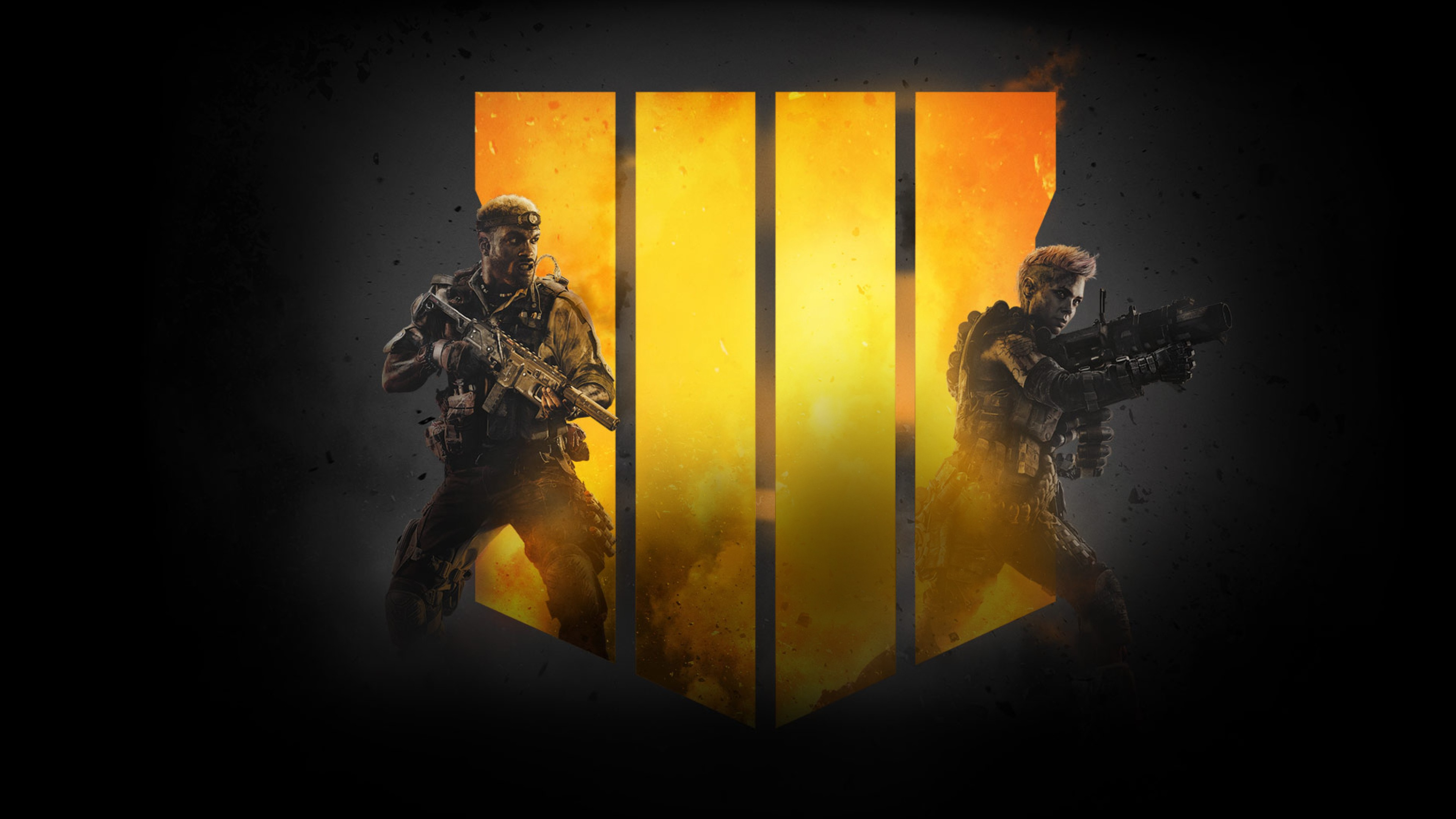 Fondos de pantalla Call of Duty Black Ops 4