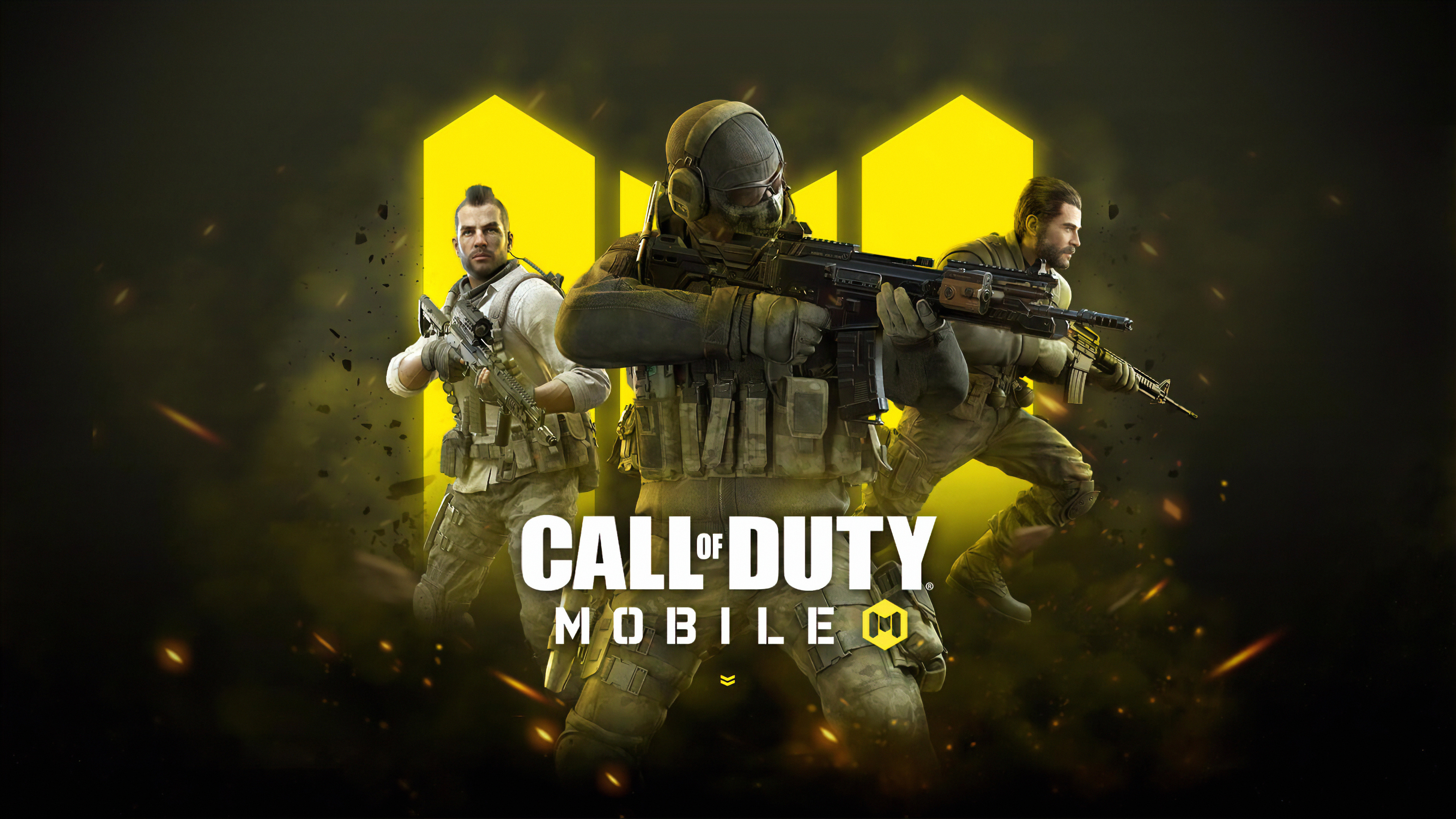 Call Of Duty Mobile Poster Wallpaper 4k Ultra Hd Id 4010