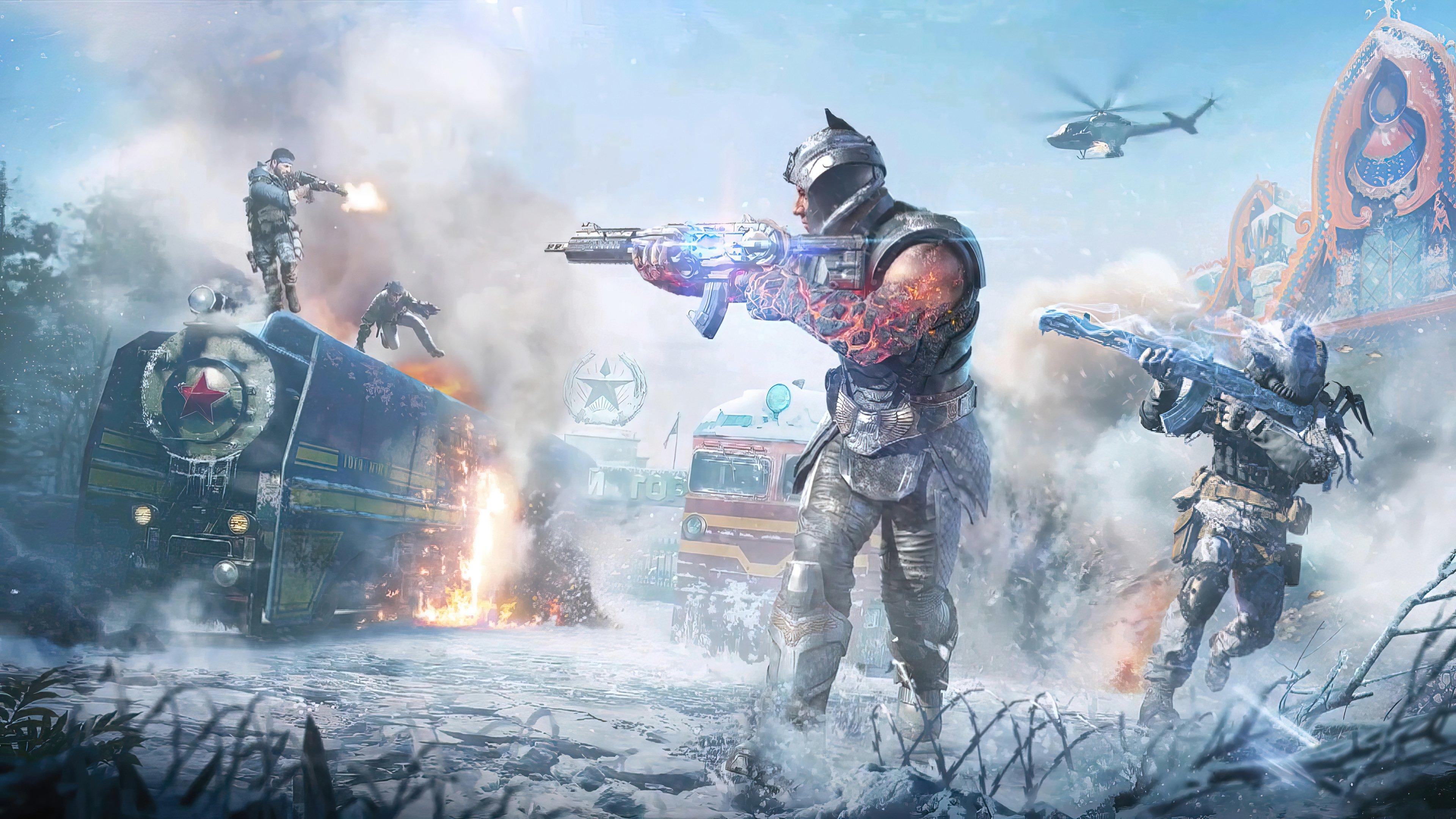 Wallpaper Call of Duty Mobile Season 13
