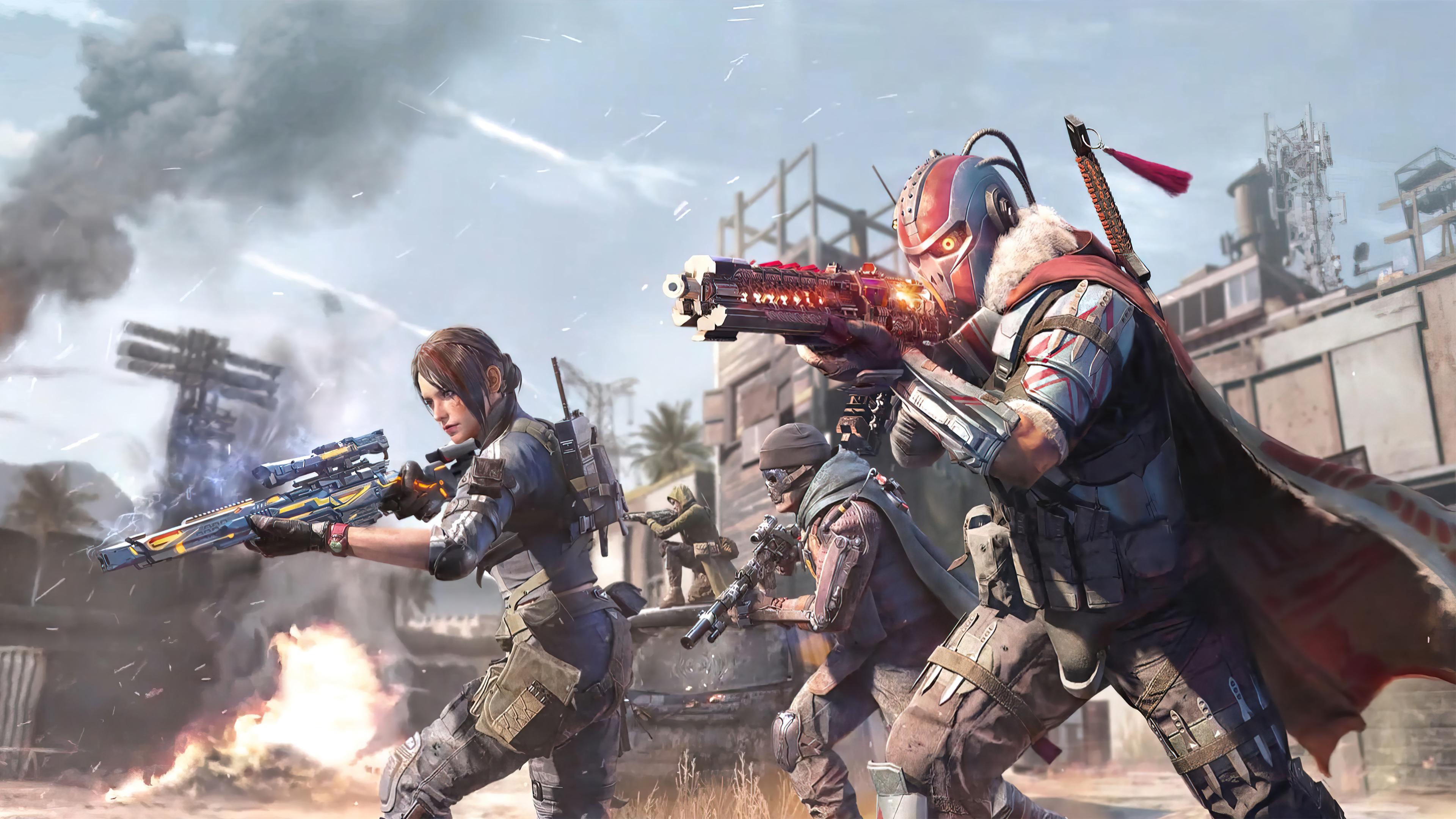 Wallpaper Call of Duty Mobile Season 2