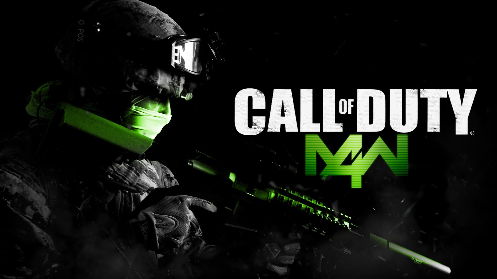 Call Of Duty Modern Warfare 4 Fondo De Pantalla Full Hd Id567