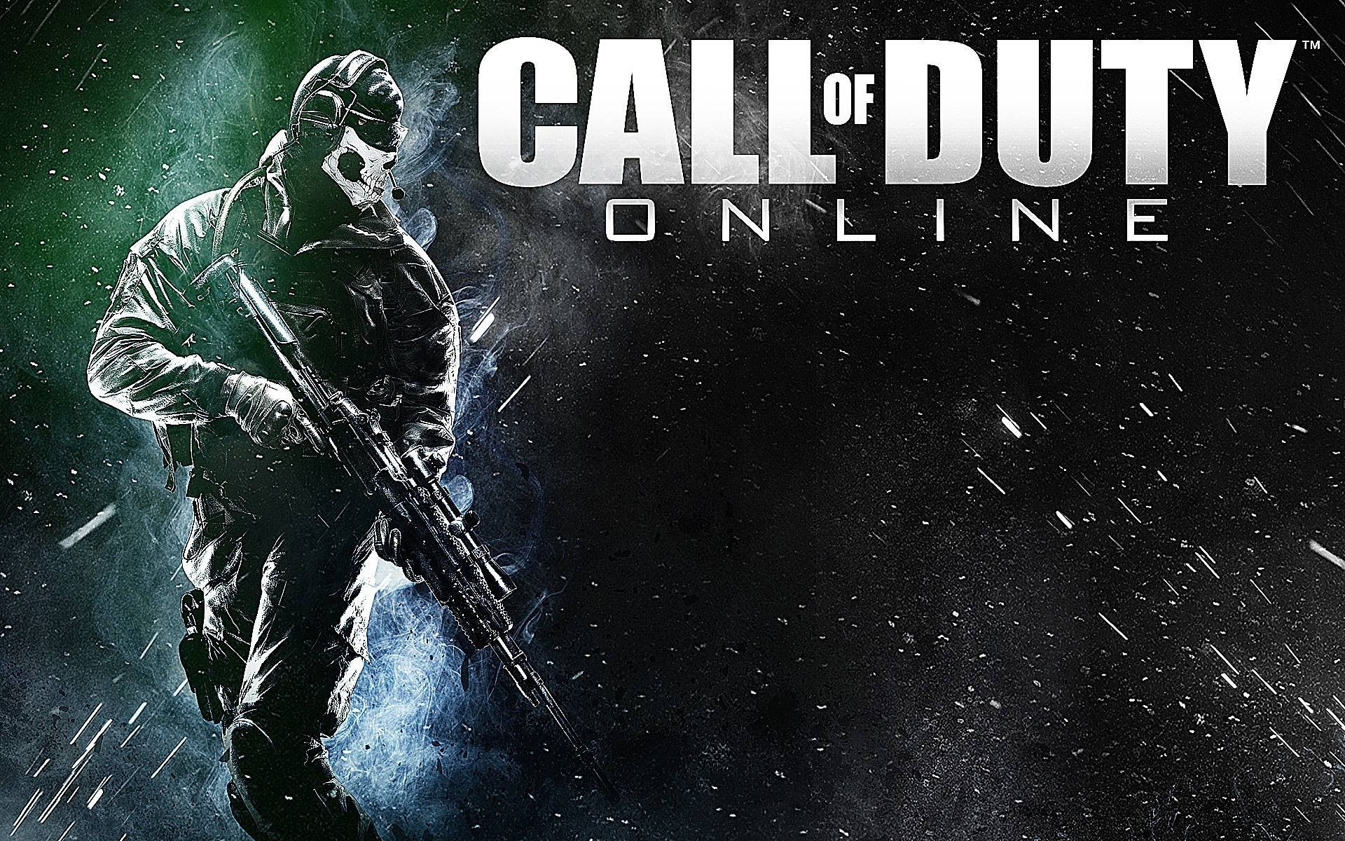 Call Of Duty Online Wallpaper Full Hd Id 1003