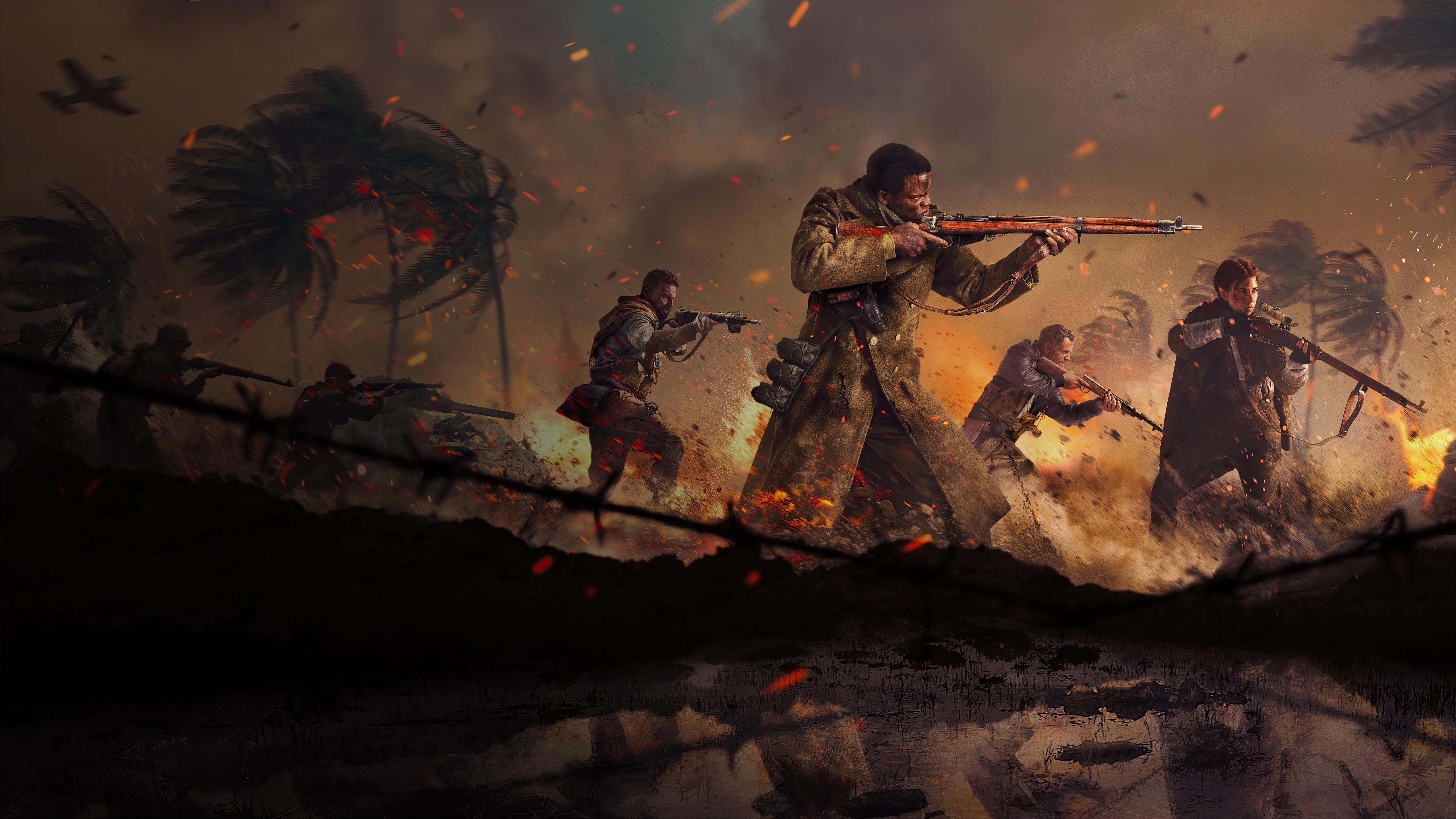 Fondos de pantalla Call of Duty Vanguard