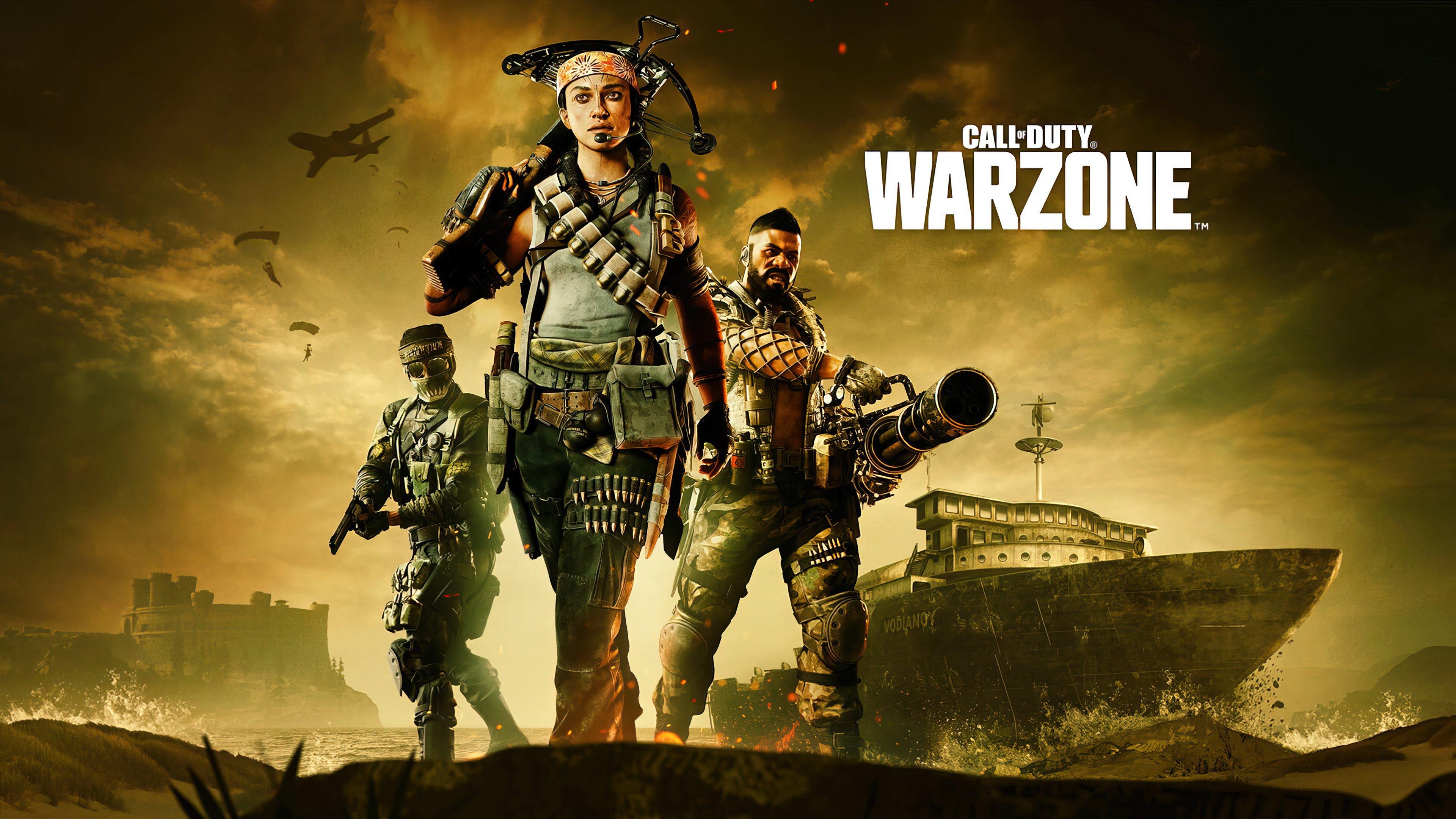 Fondos de pantalla Call of Duty Warzone 2021
