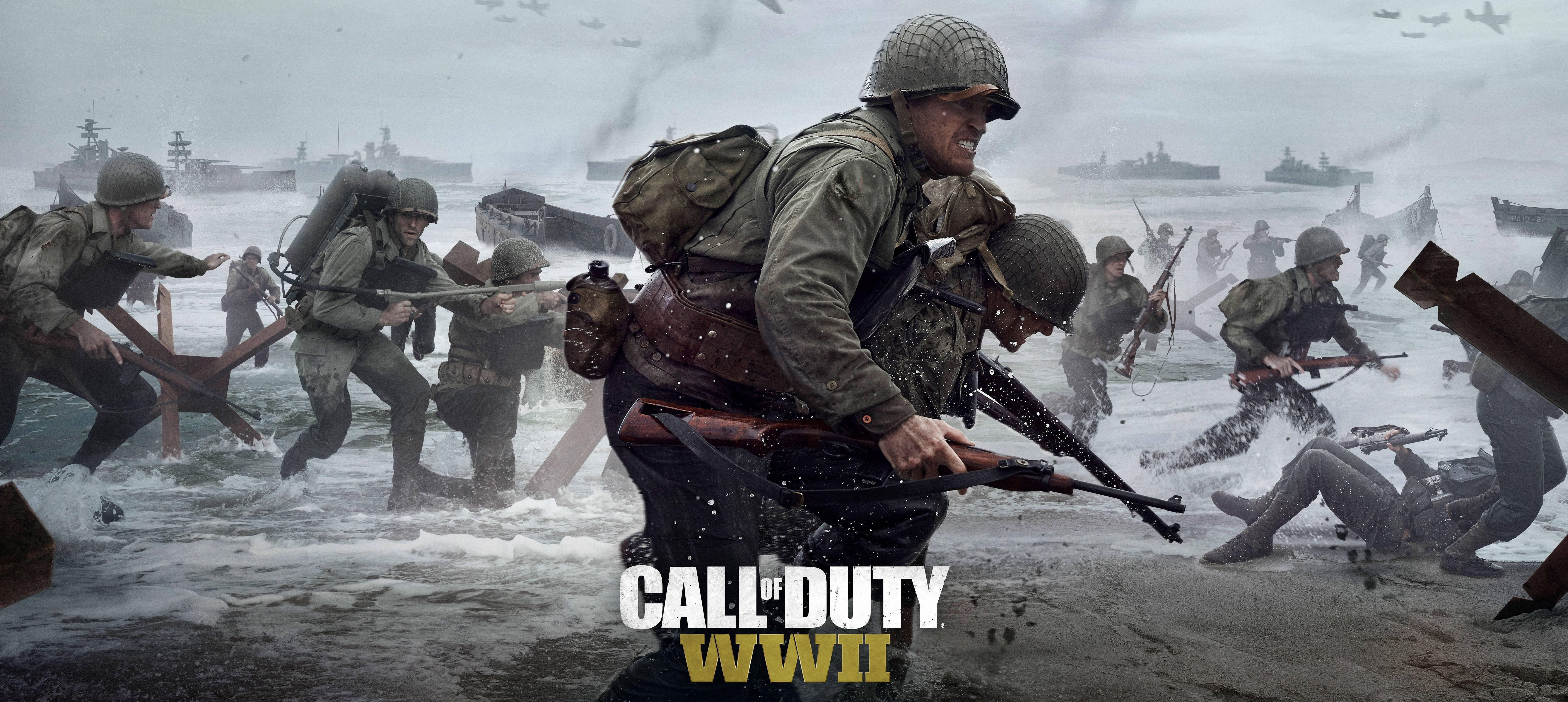 Fondos de pantalla Call of duty World war 2