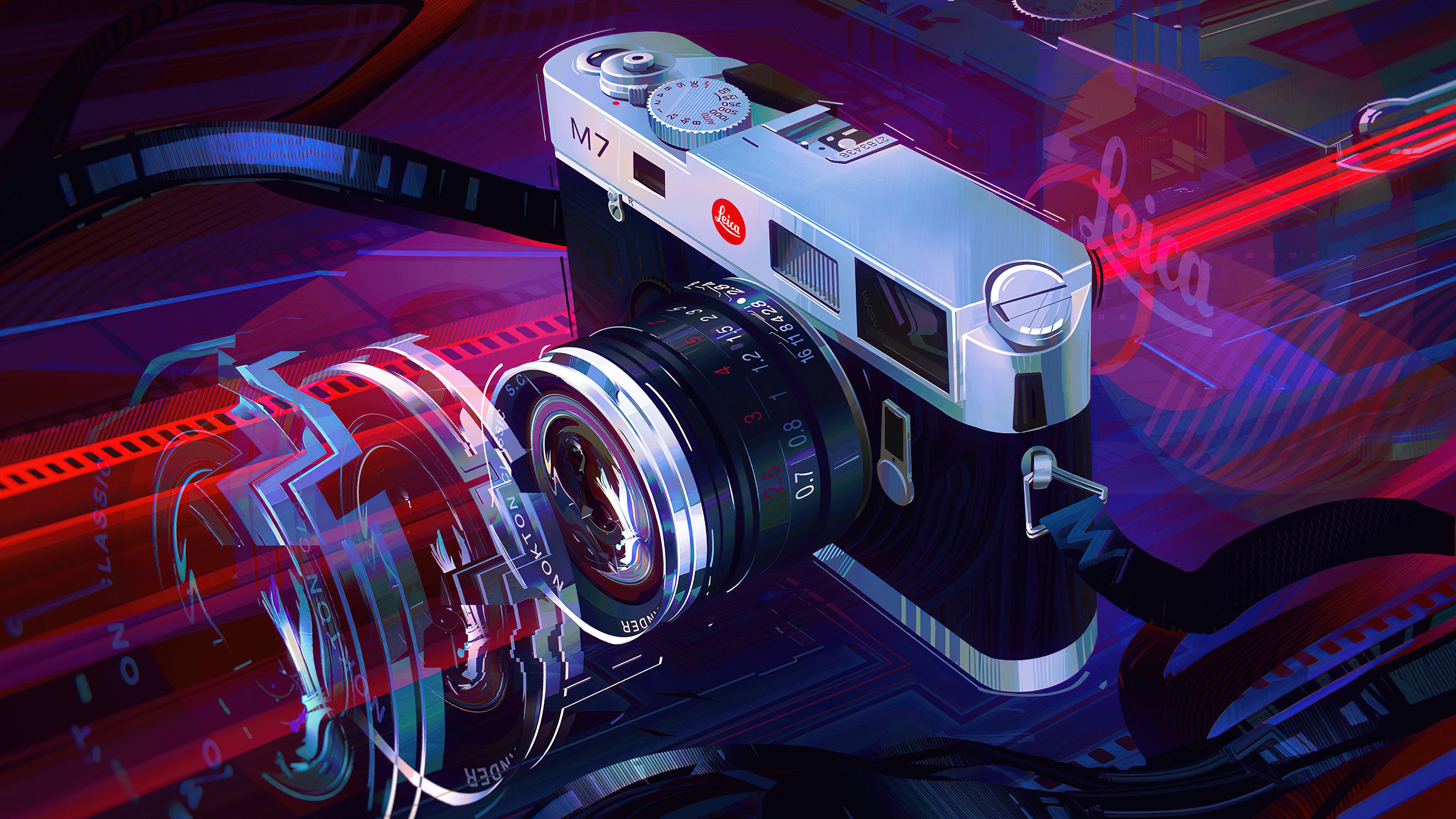 Fondos de pantalla Camara Arte Digital