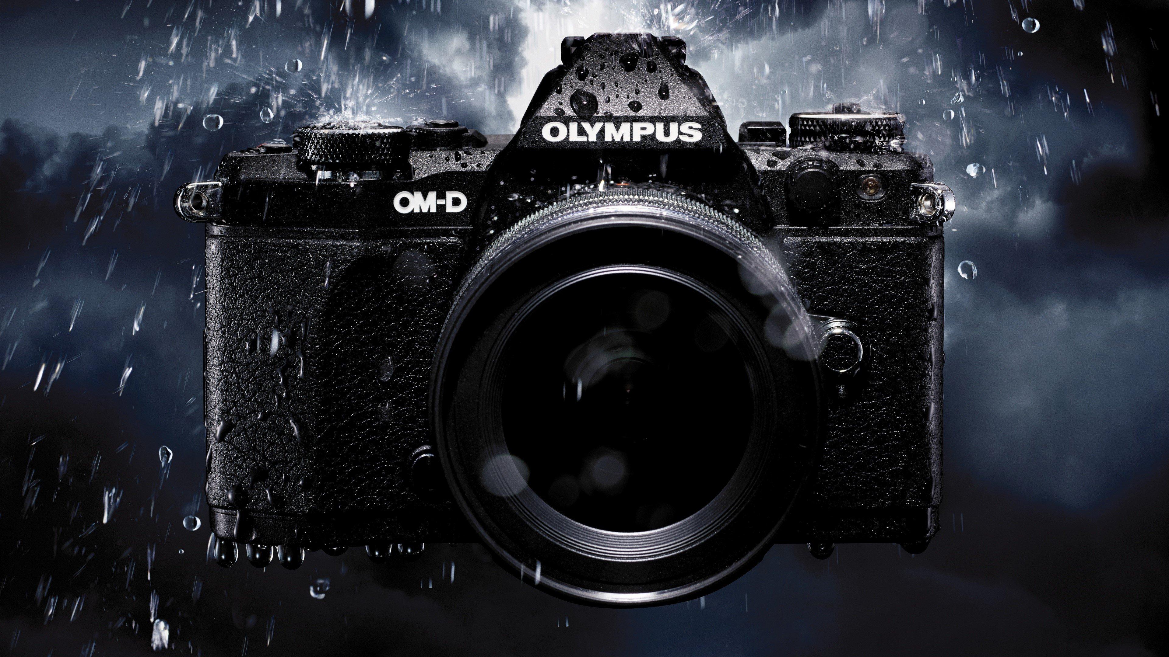Fondos de pantalla Camara Olympus OM-D