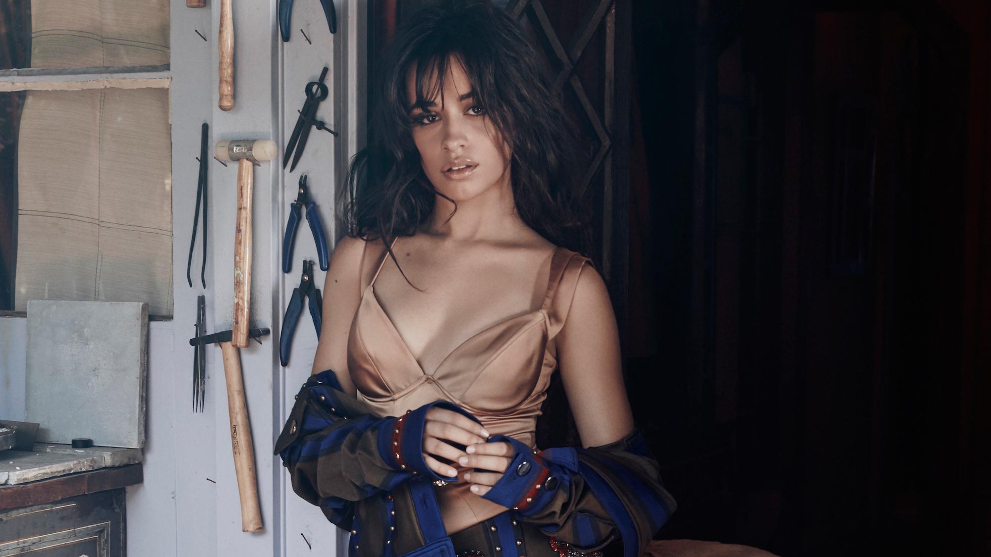 Fondos de pantalla Camila Cabello para la revista  Wonderland