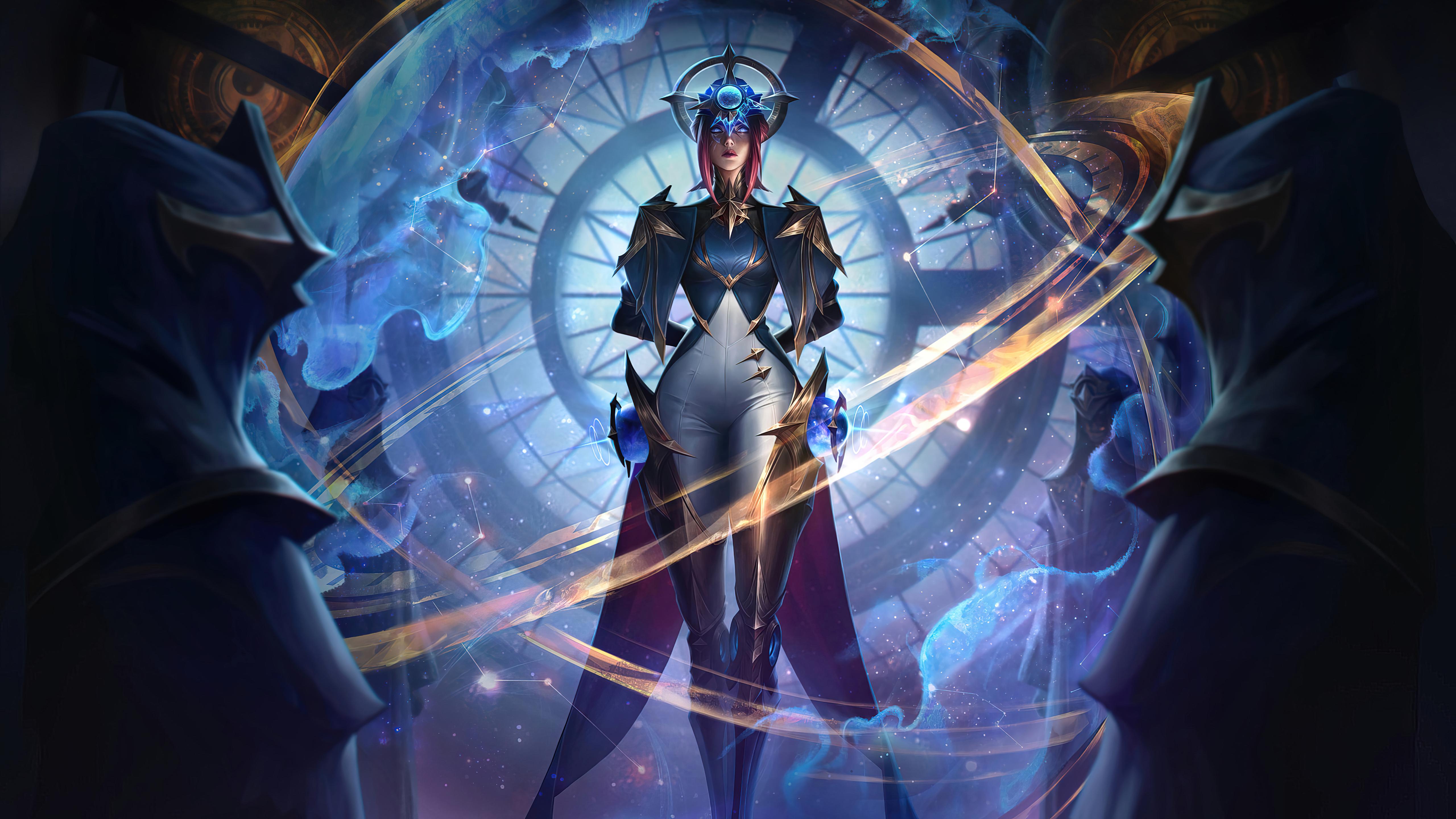 Fondos de pantalla Camille League of Legends
