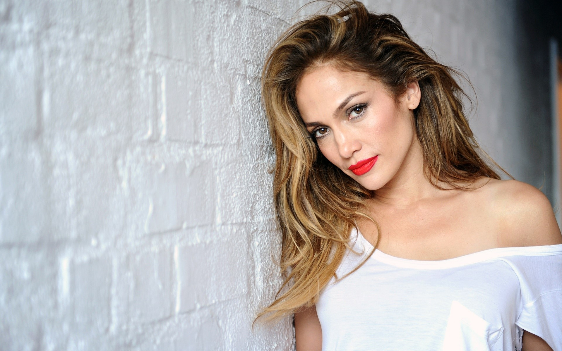 Wallpaper Singer Jennifer Lopez