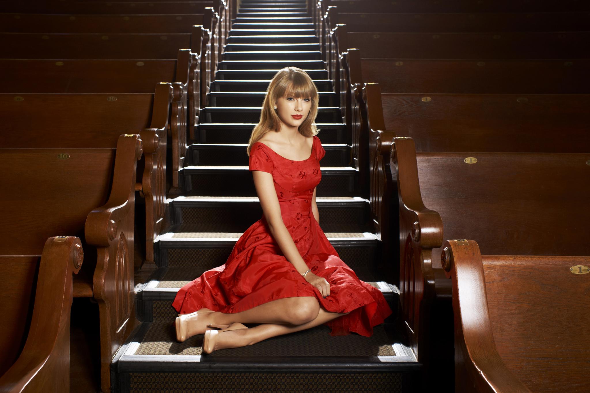Fondos de pantalla Cantante Taylor Swift