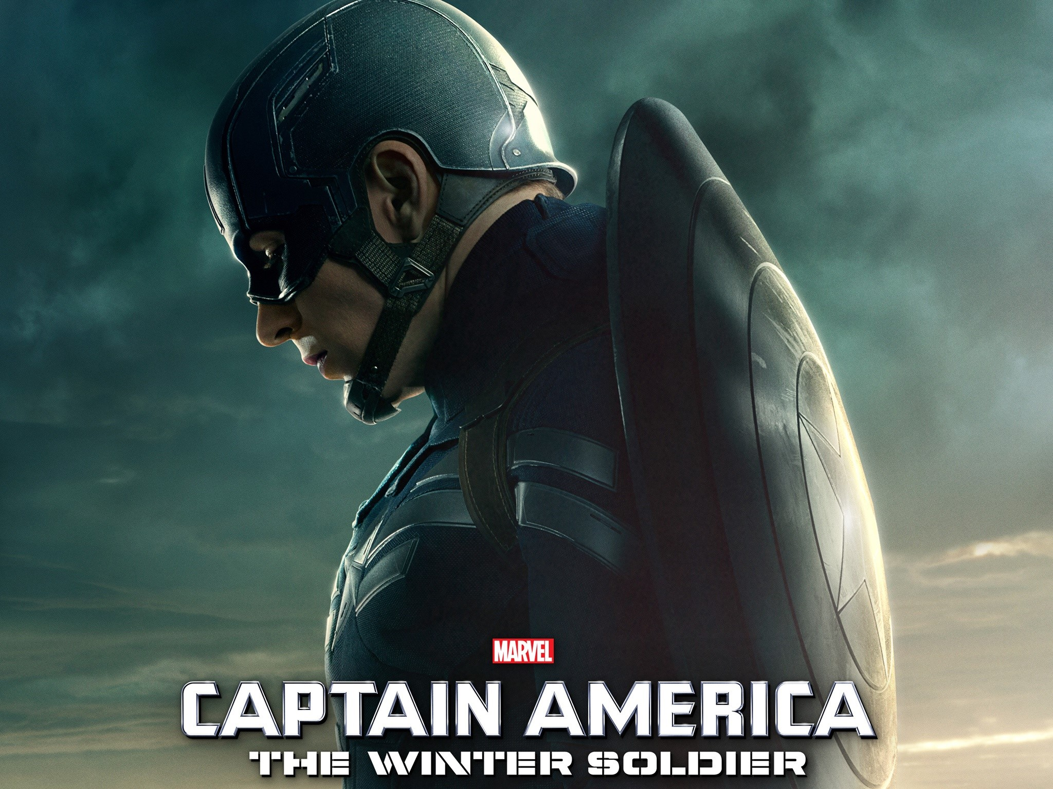 Wallpaper Captain America 2