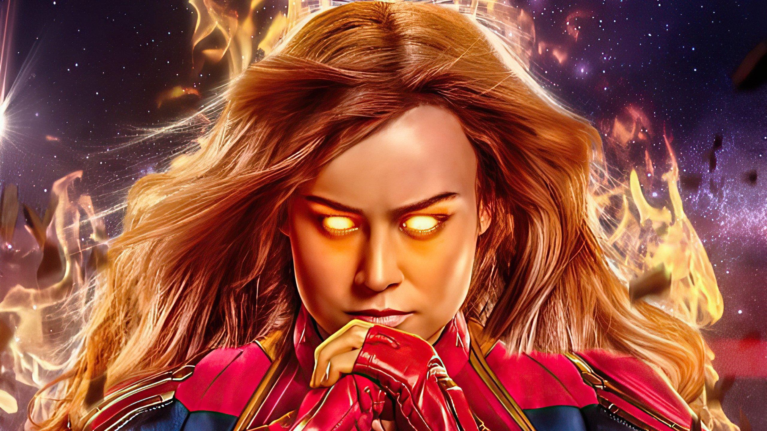 Fondos de pantalla Capitana Marvel 2020 Fanart