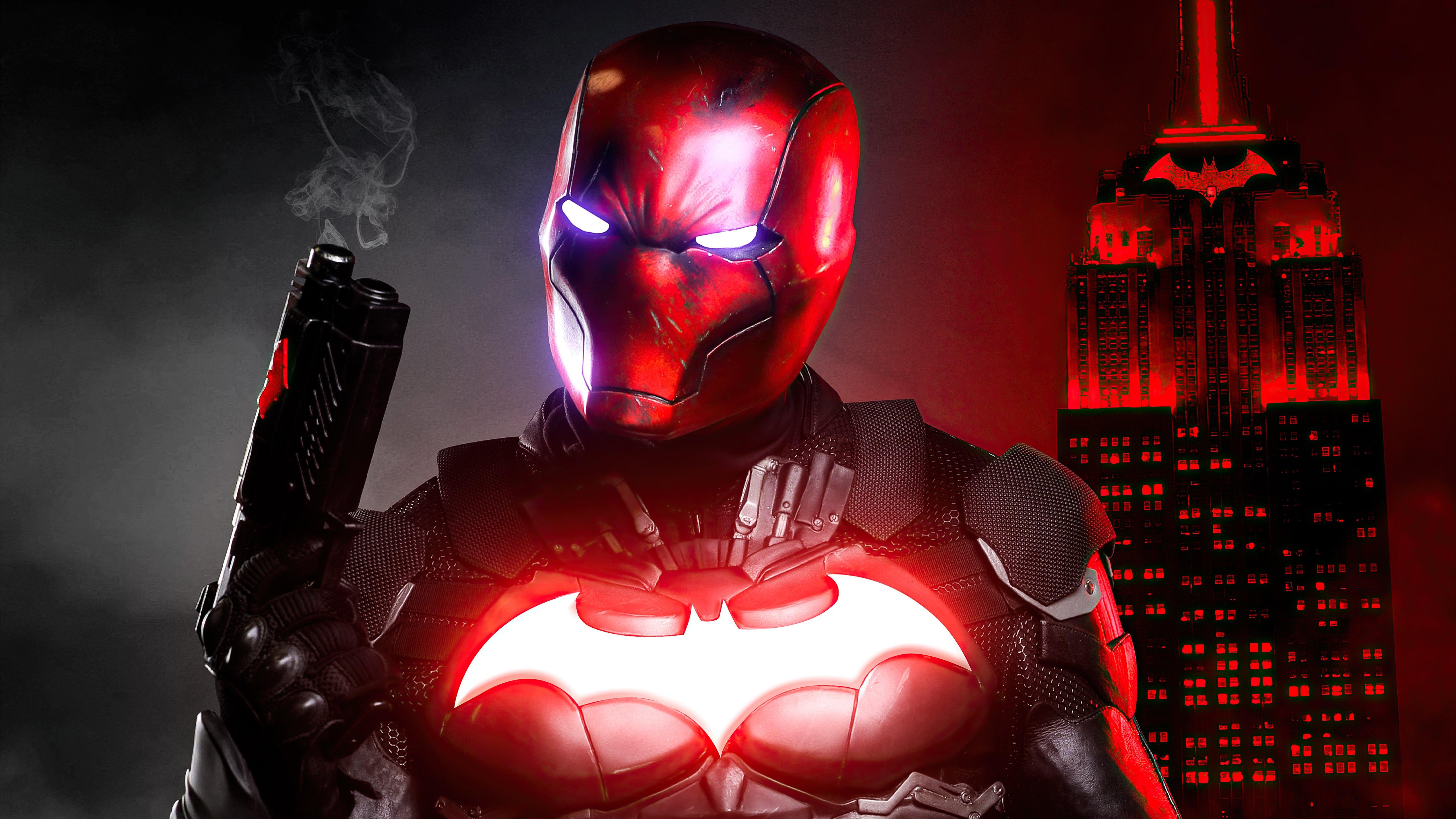 Fondos de pantalla Capucha roja DC comic