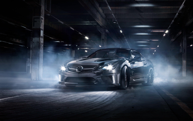 Fondos de pantalla Carlsson Mercedes Benz C25 Super GT