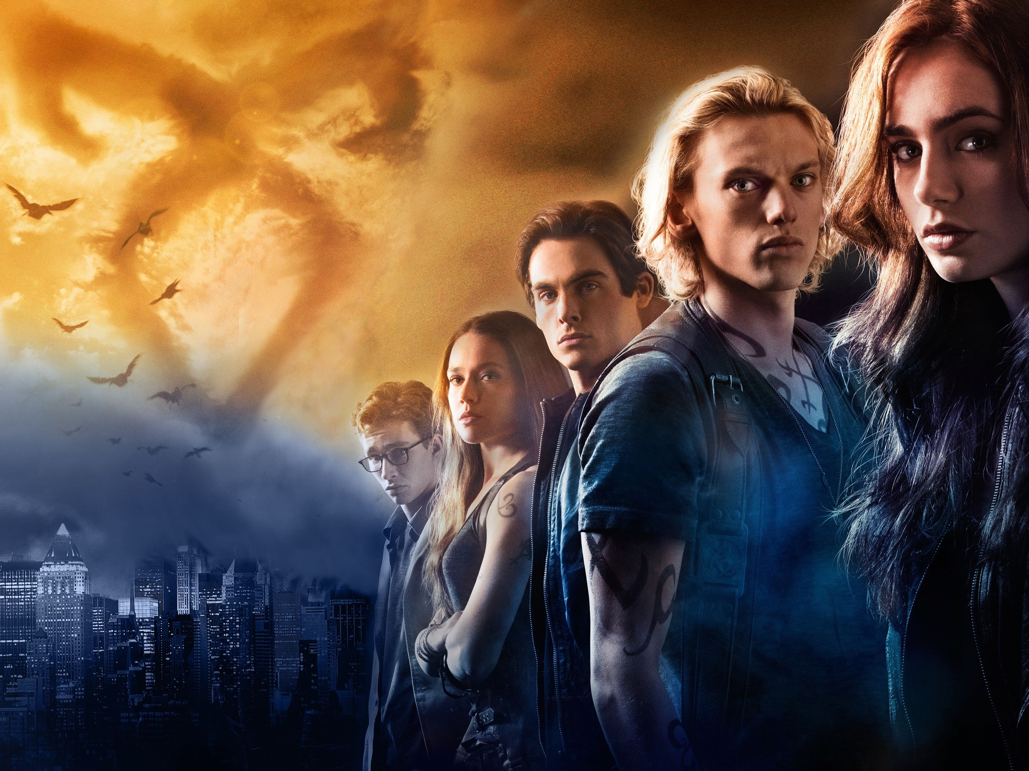 Wallpaper Shadowhunters