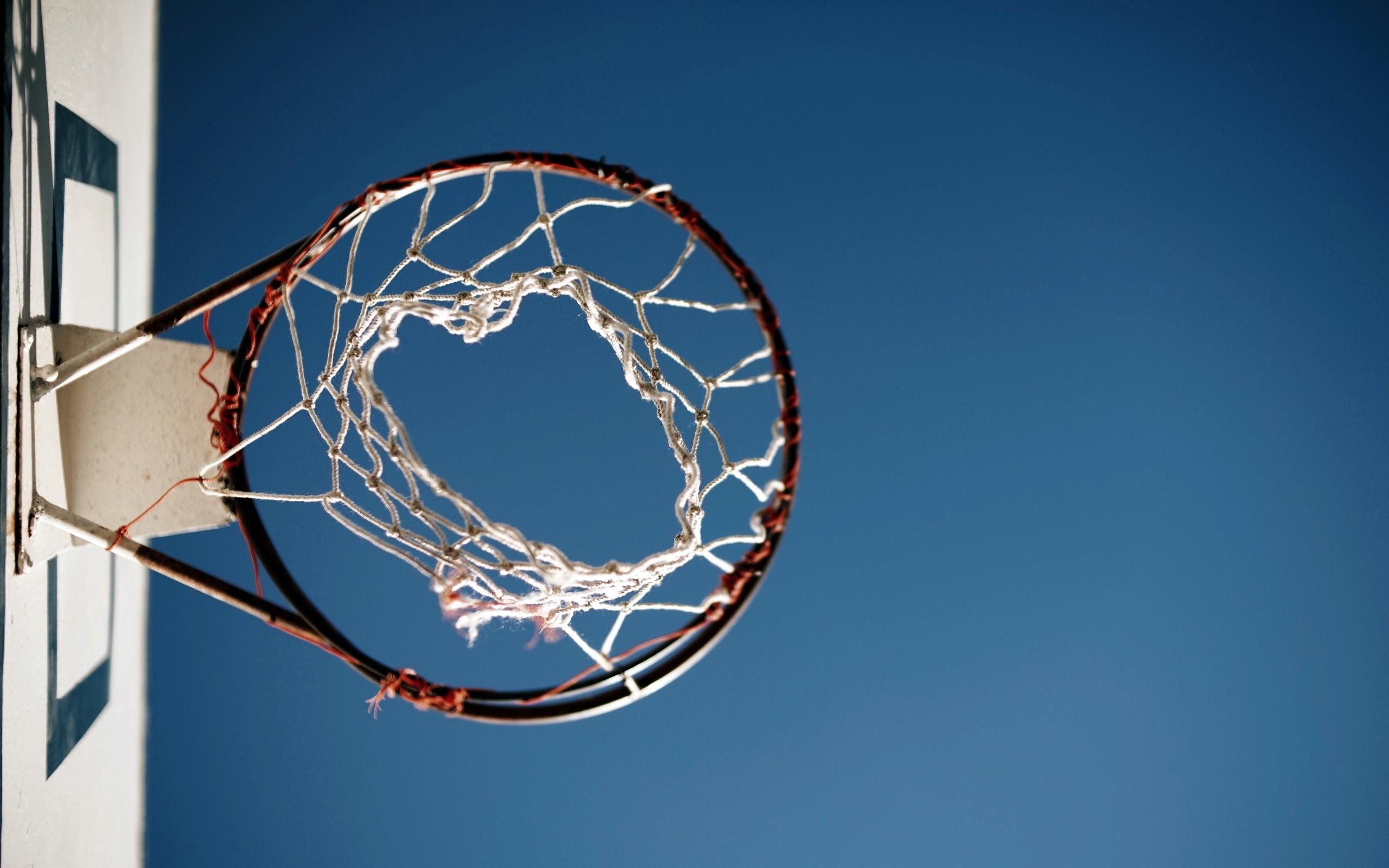 Fondos de pantalla Cesta de basquetbol