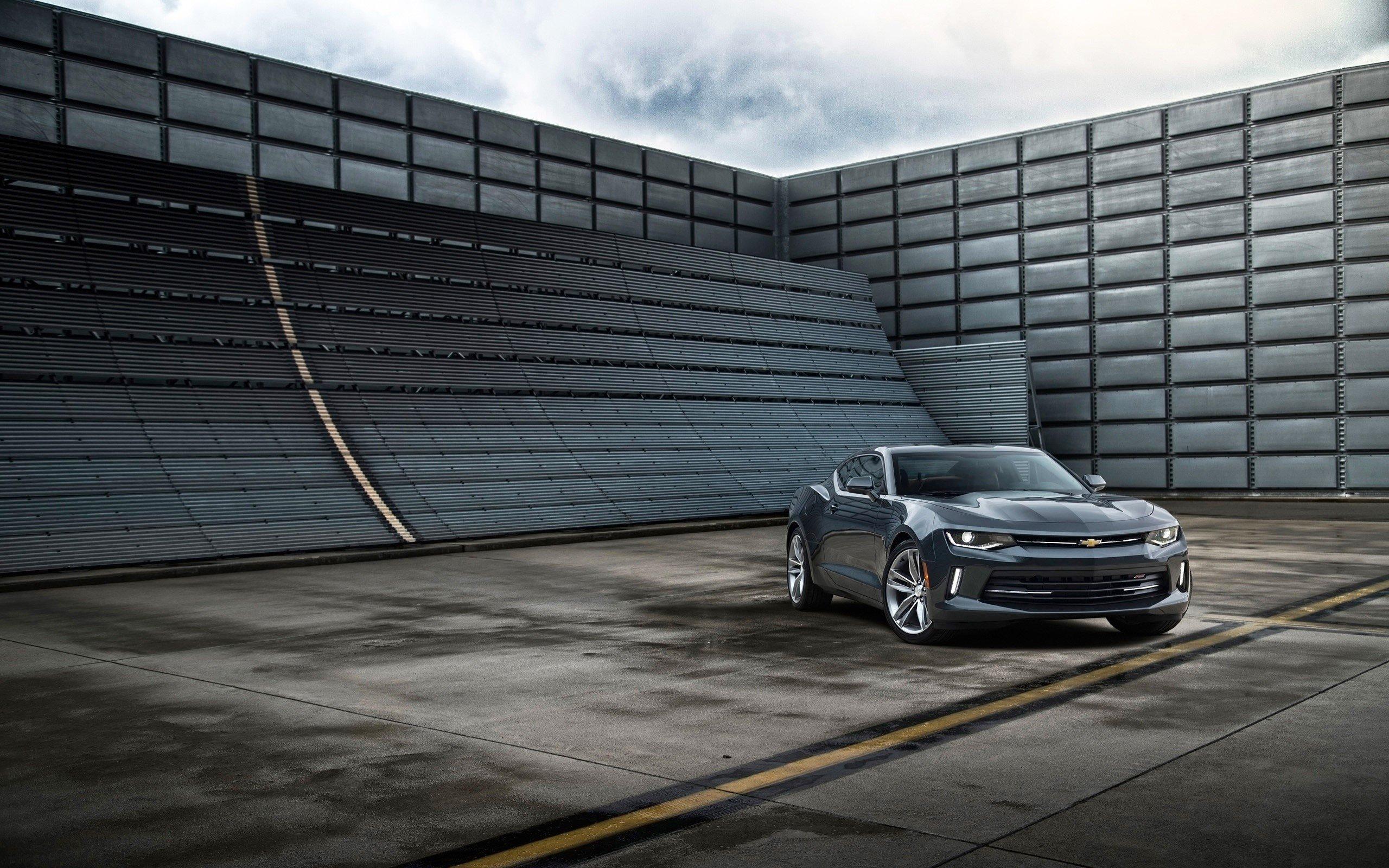 Wallpaper Chevrolet Camaro RS