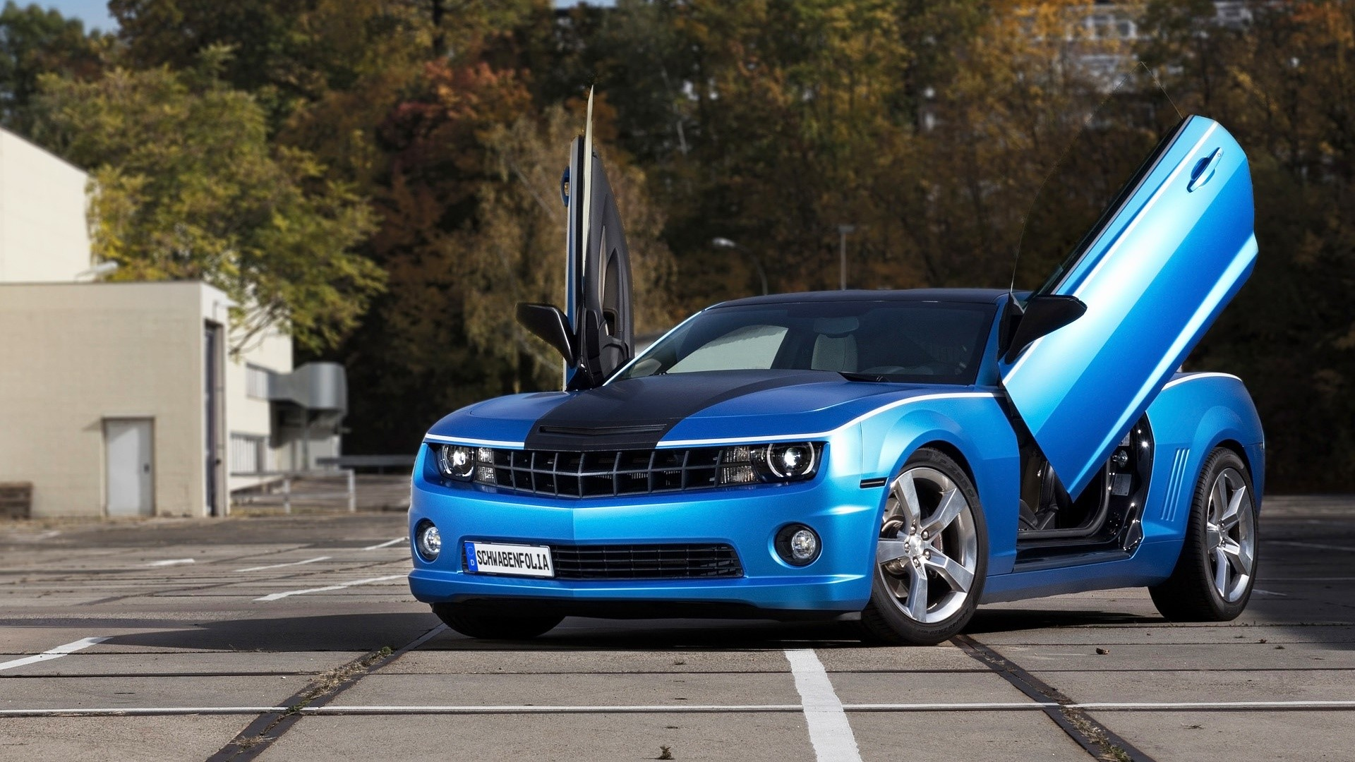 Wallpaper Chevrolet Camaro SS Images