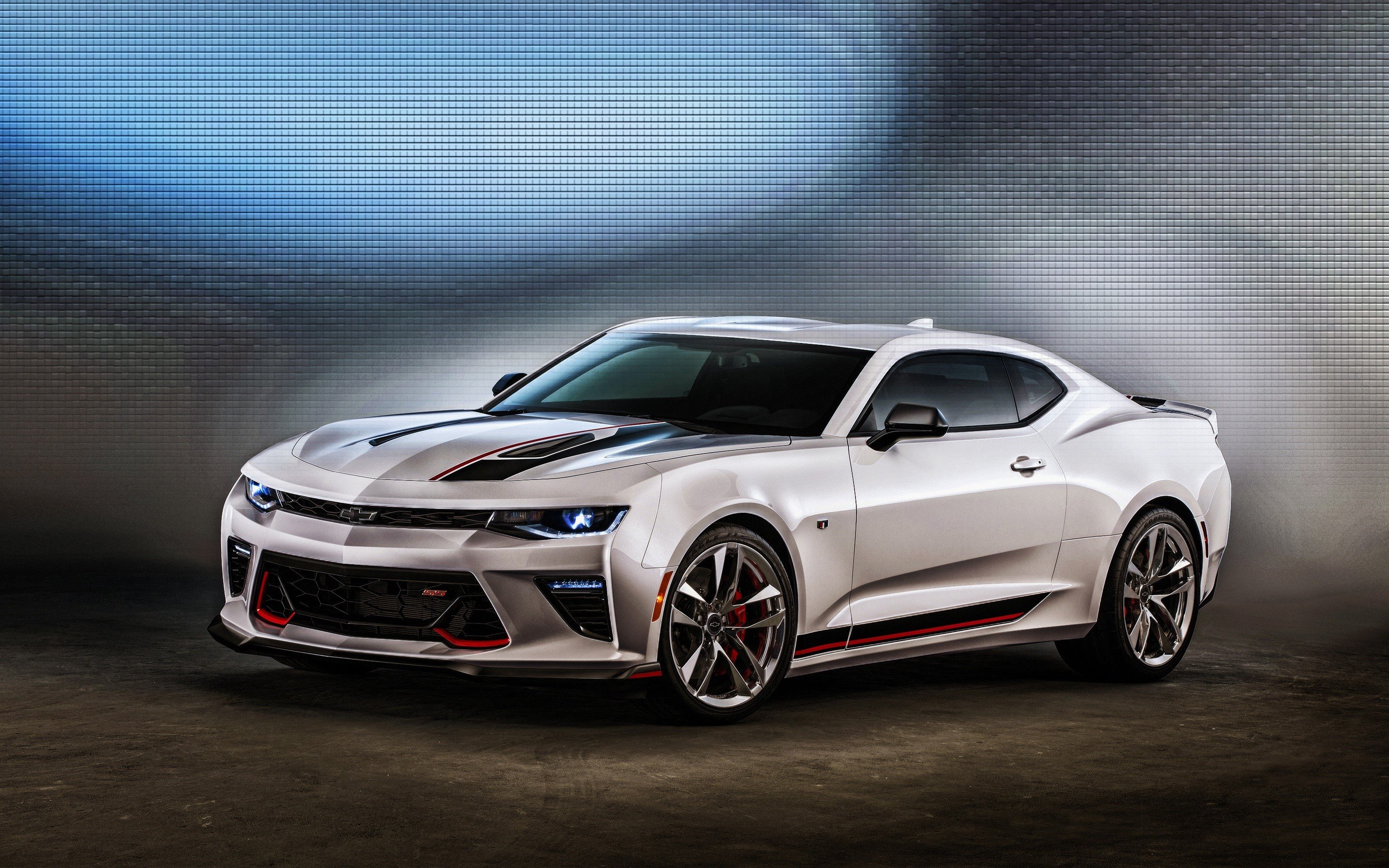 Wallpaper Chevrolet Camaro SS Concept