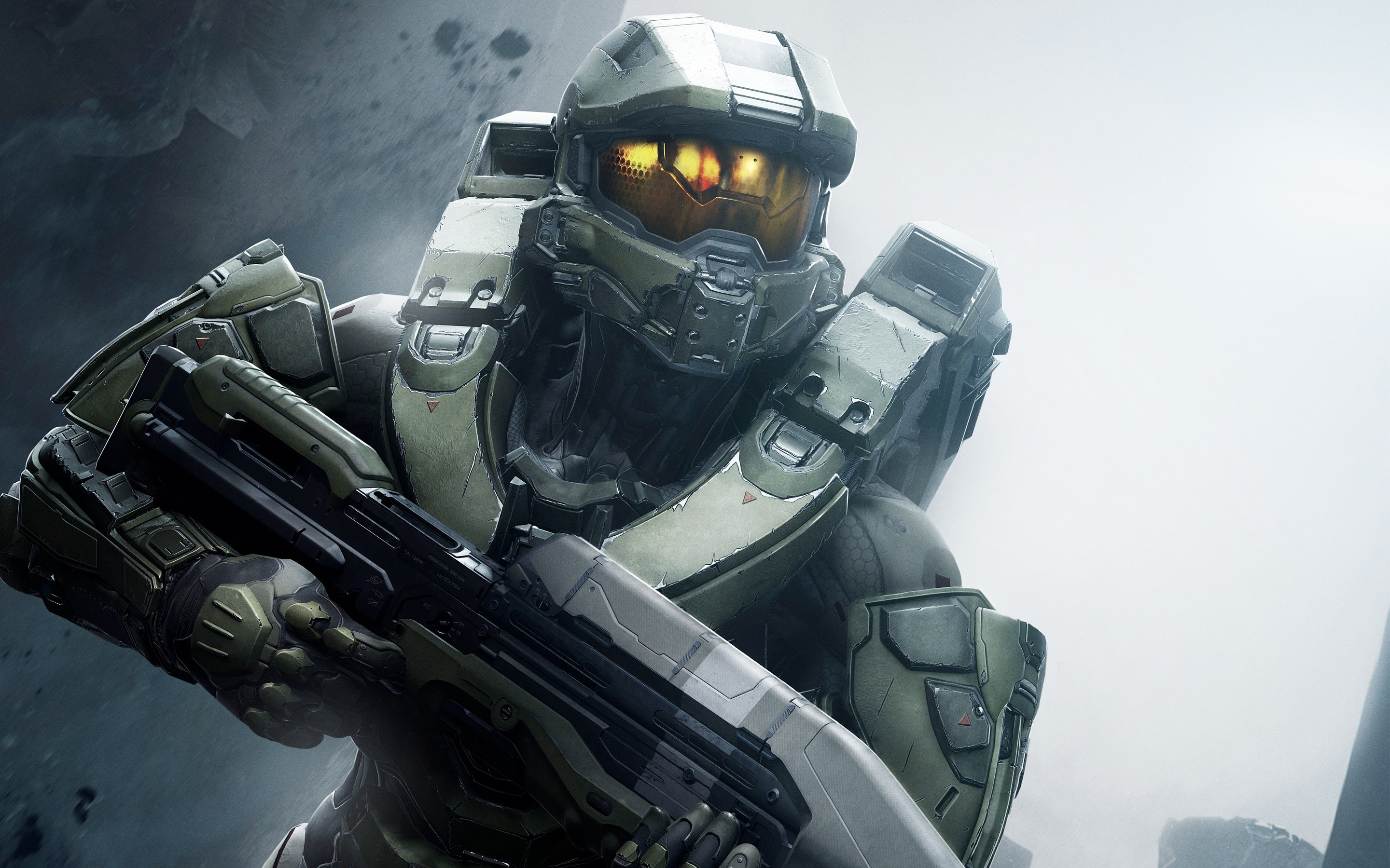 Wallpaper Chief on Halo 5