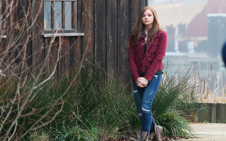Fondos de pantalla Chloe Moretz en Si decido quedarme