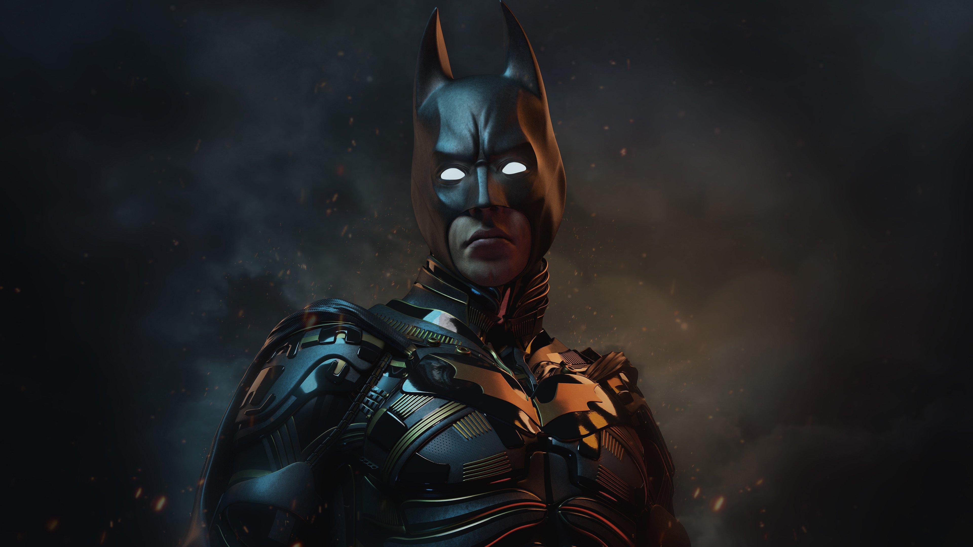 Fondos de pantalla Christian Bale as Batman