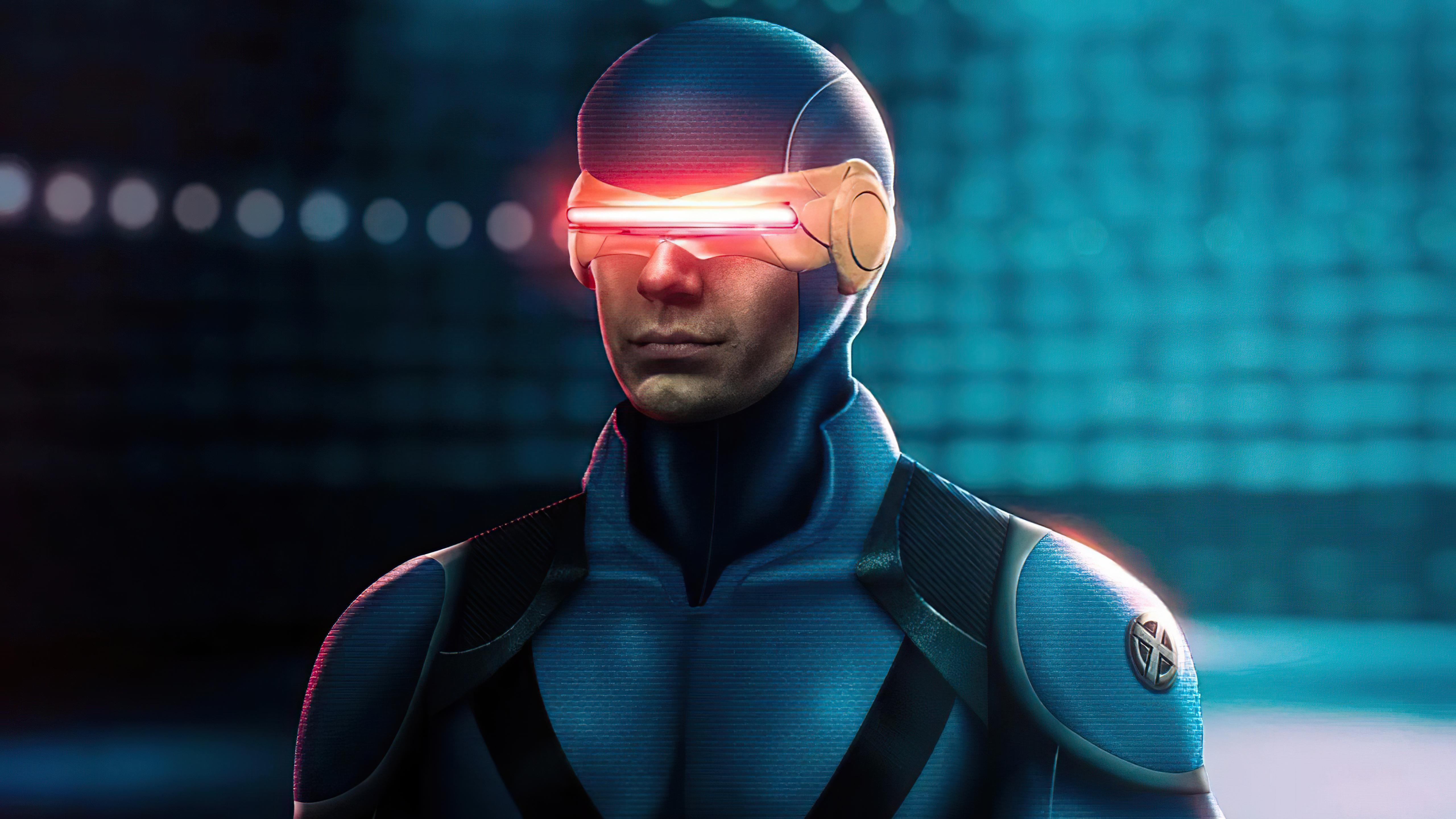 Wallpaper Cyclops in MCU