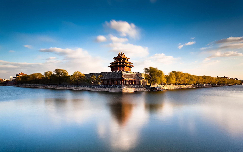 Wallpaper Forbidden city in Beijing